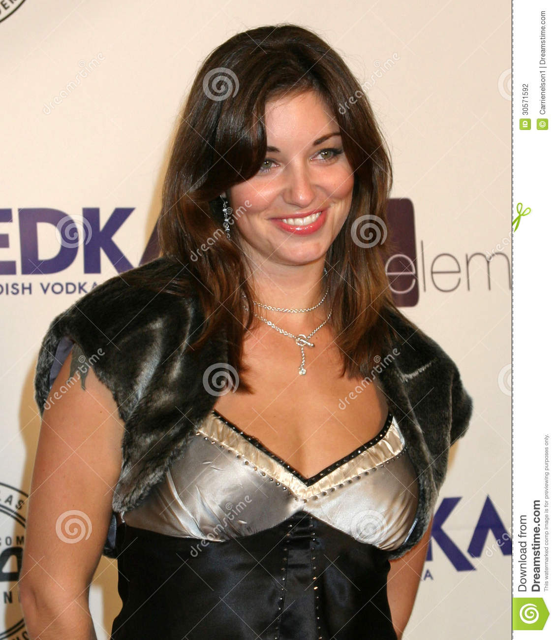 Bianca Kajlich New Year's Eve Party Mansion, Mt Olympus Los Angeles ...