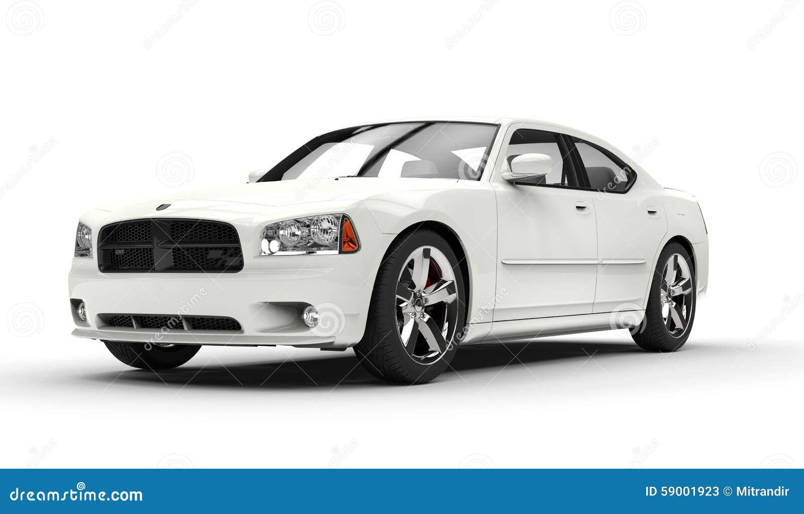 Bianco automobilistico americano