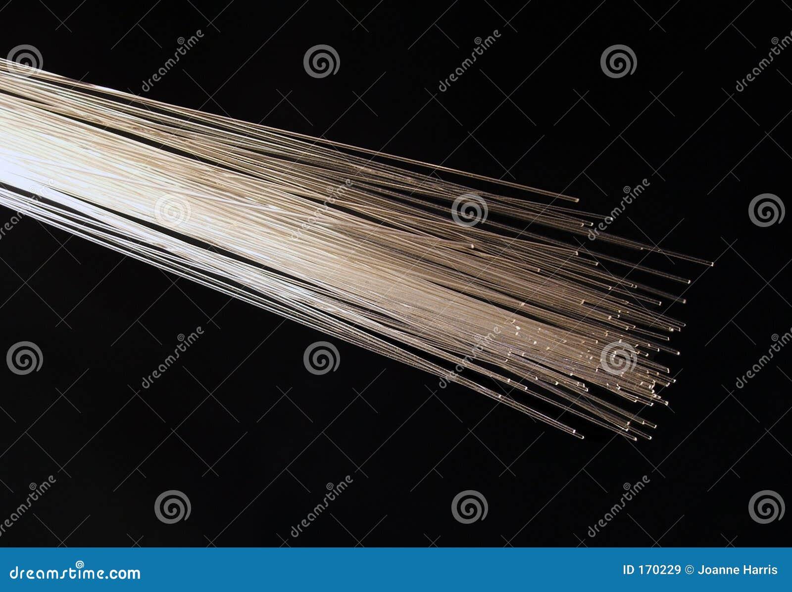 Bianco di fibra ottica