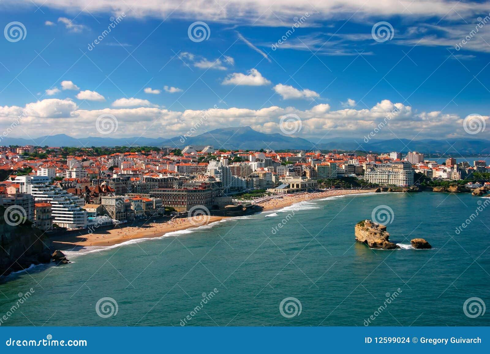 Biarritz-Panorama