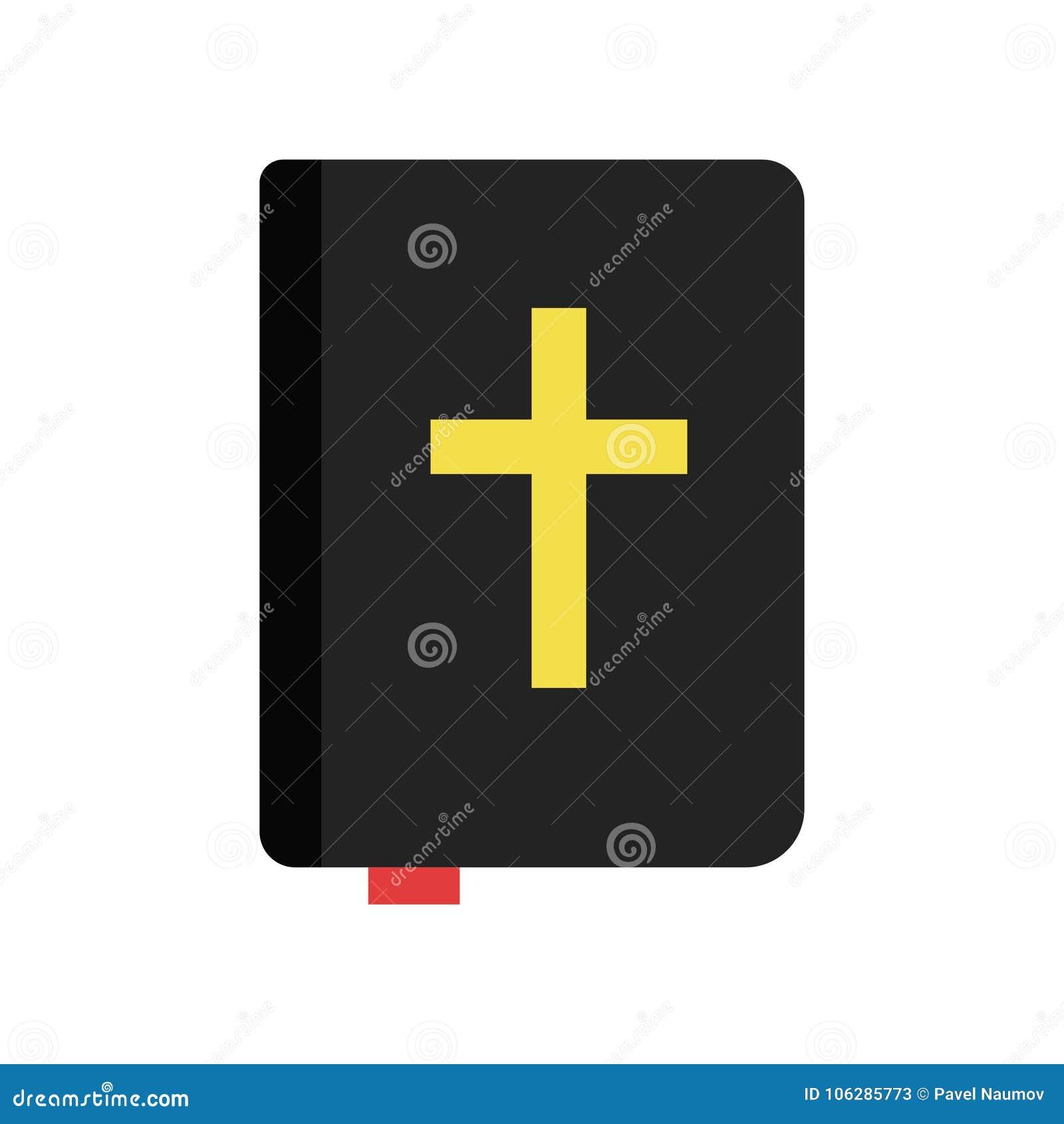 Bibbia santa Libro cristiano dei testi sacri Letteratura religiosa Tradizioni di religione della chiesa ortodossa Icona in piano