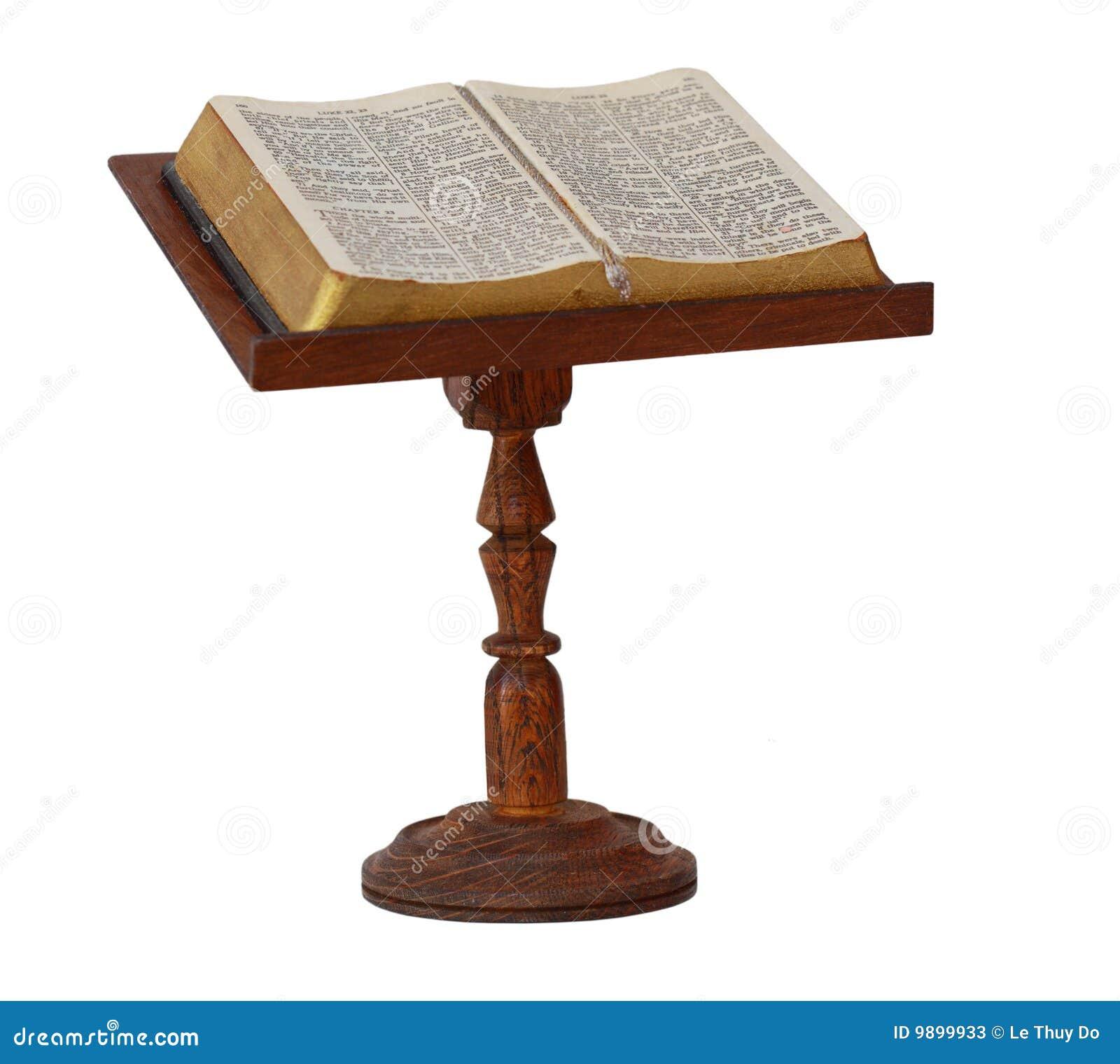 Bibel på Stand