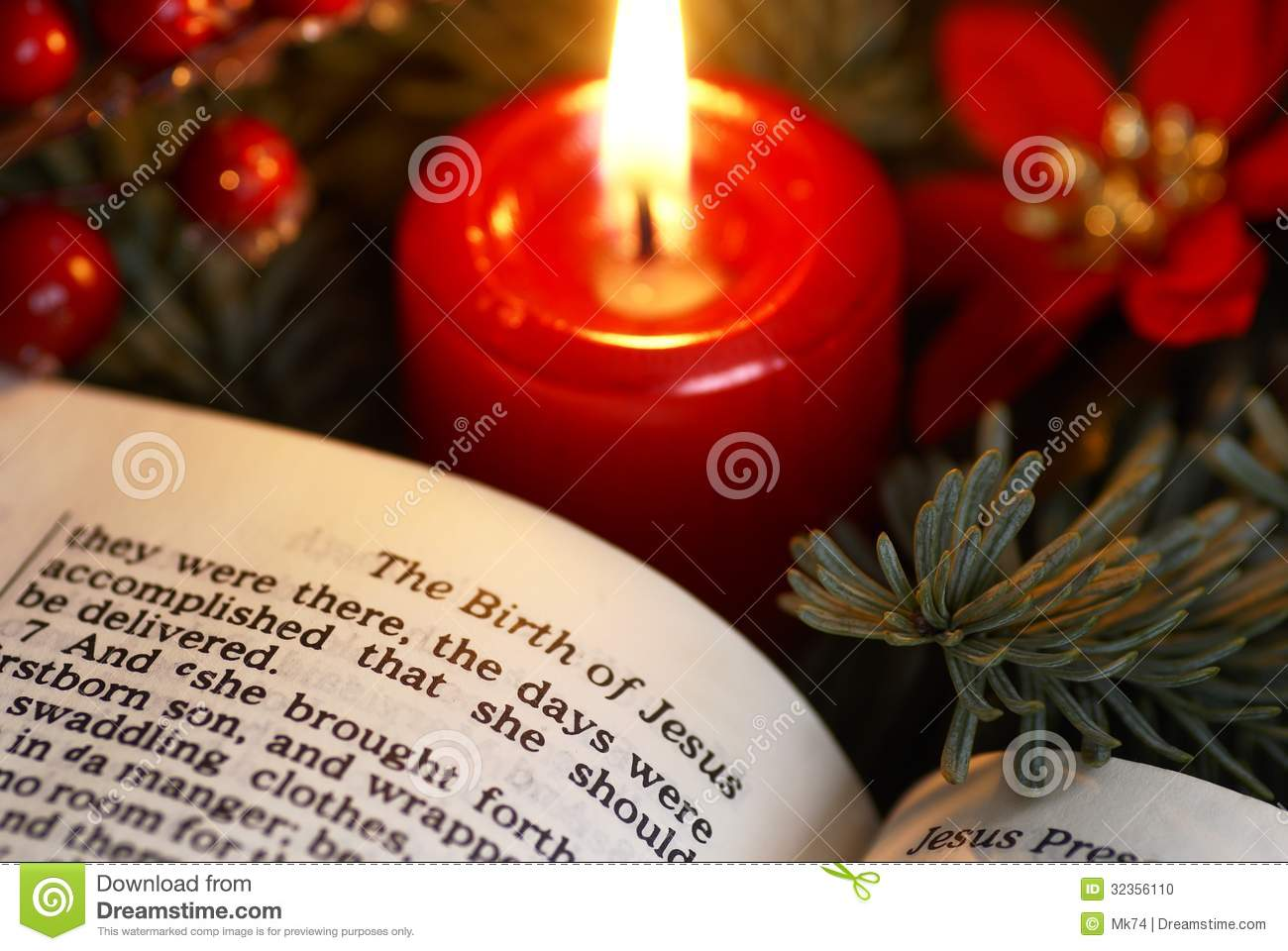 Bible Detail Stock Photo Image Of Religion Page Advent