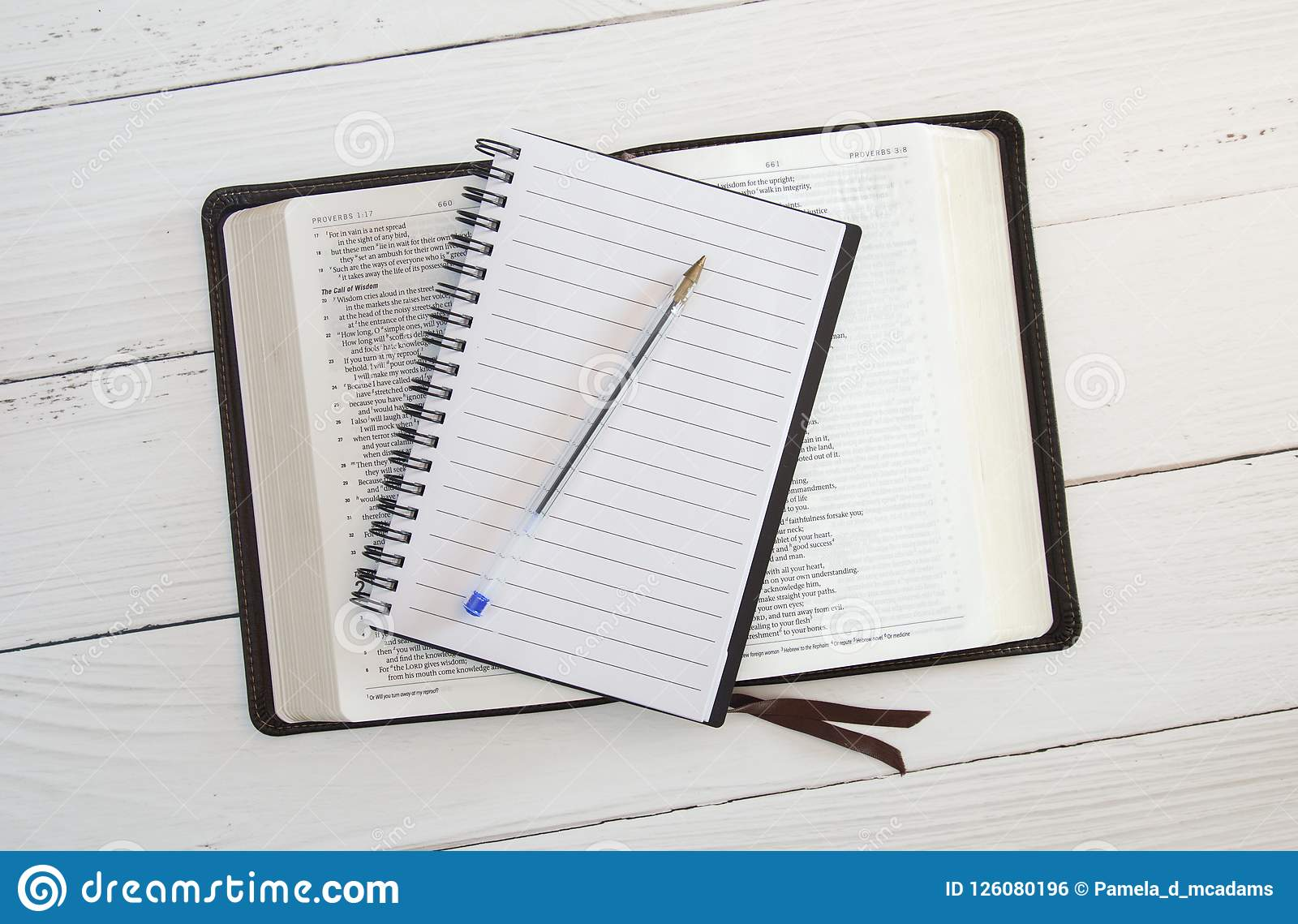 Bible Study Background Stock Photo Image Of Encouragement 126080196