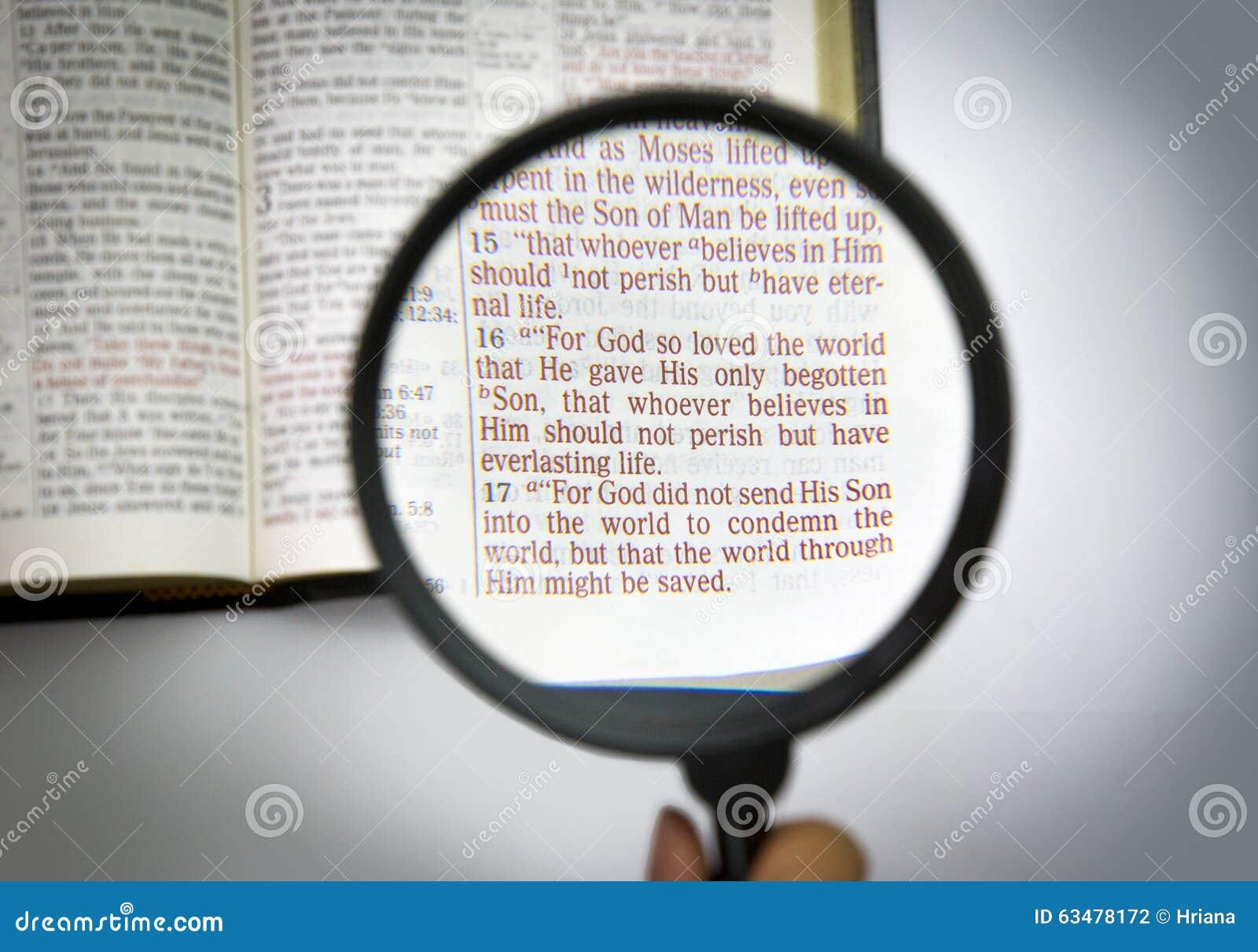 Bible verses using love