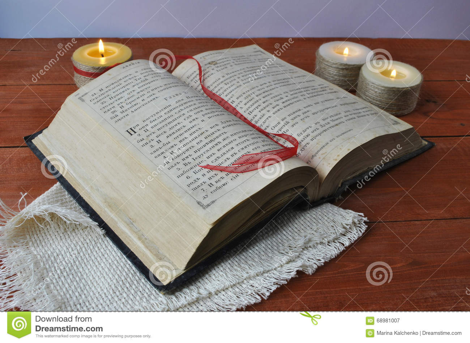 Biblia abierta leer