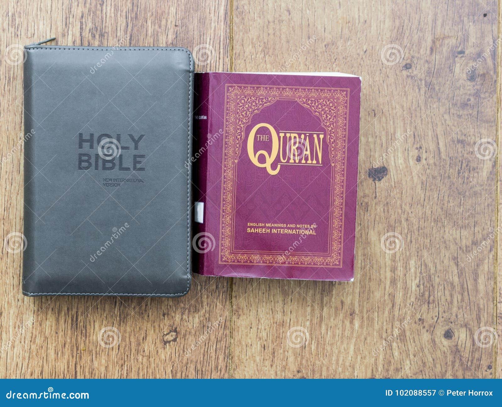 Biblia y Quran