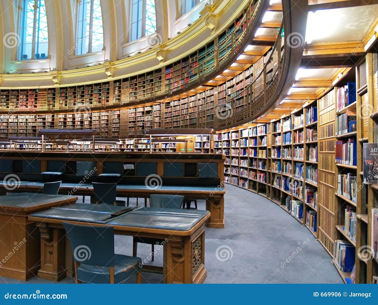 Biblioteca de British Museum