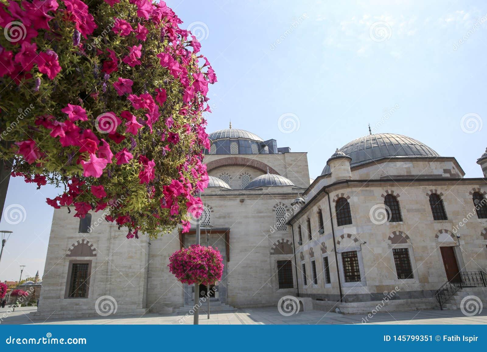 Biblioteca Konya Turqu?a de Yusuf Aga de la mezquita de Selimiye