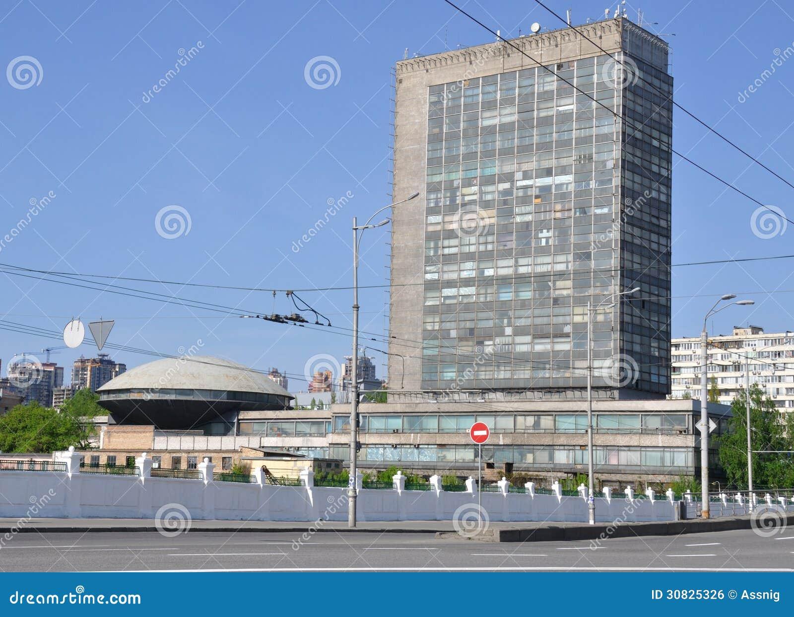 Biblioteca tecnica (Kiev)