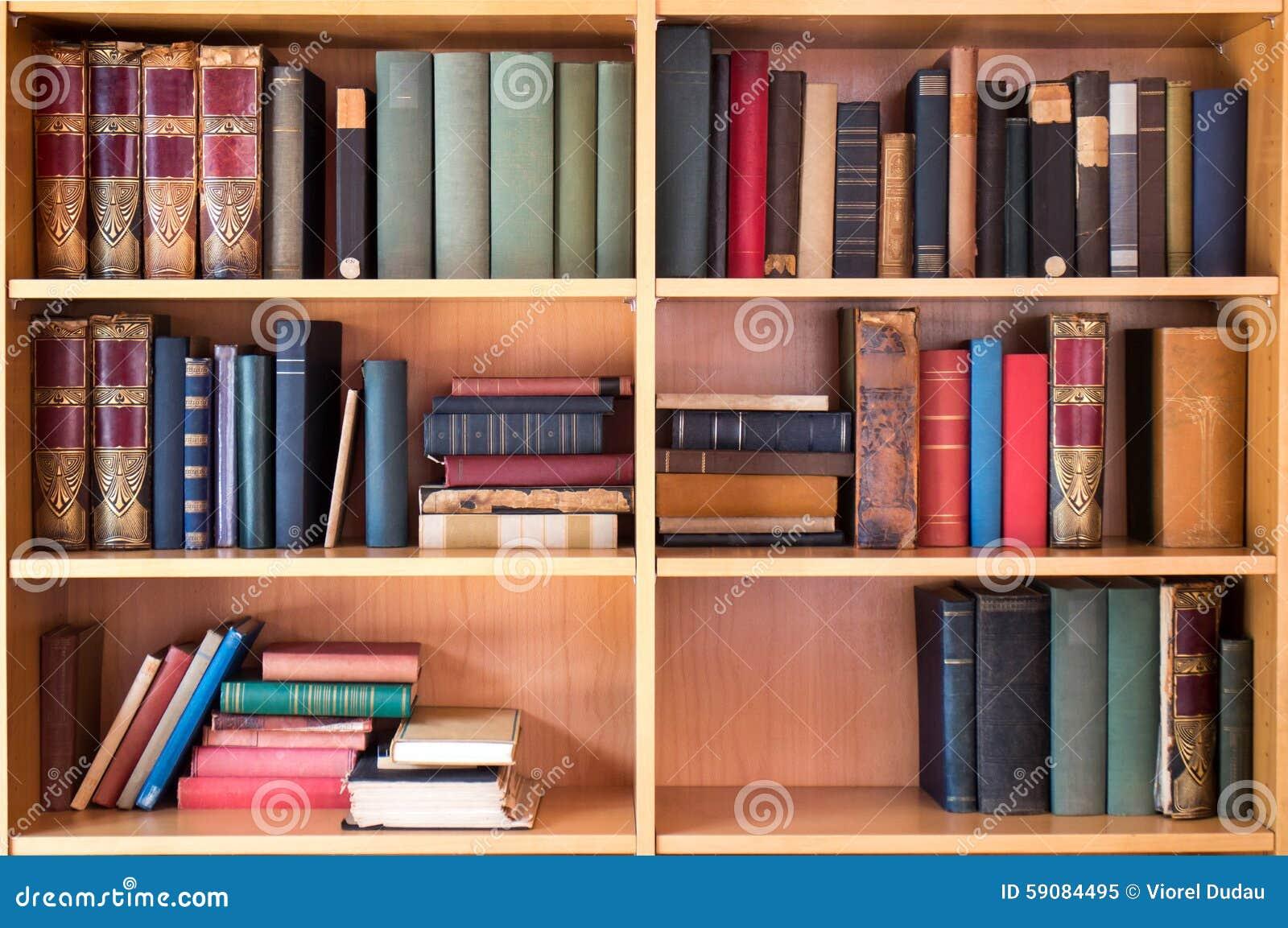 Biblioteczne książki
