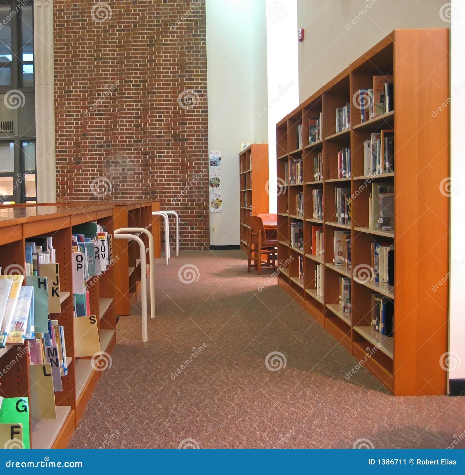 Bibliothèque d école 3