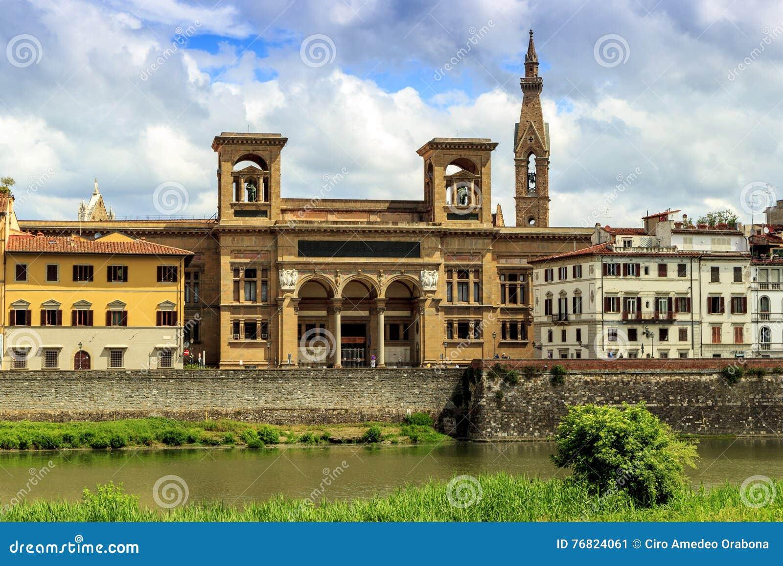 Bibliotheek in Florence