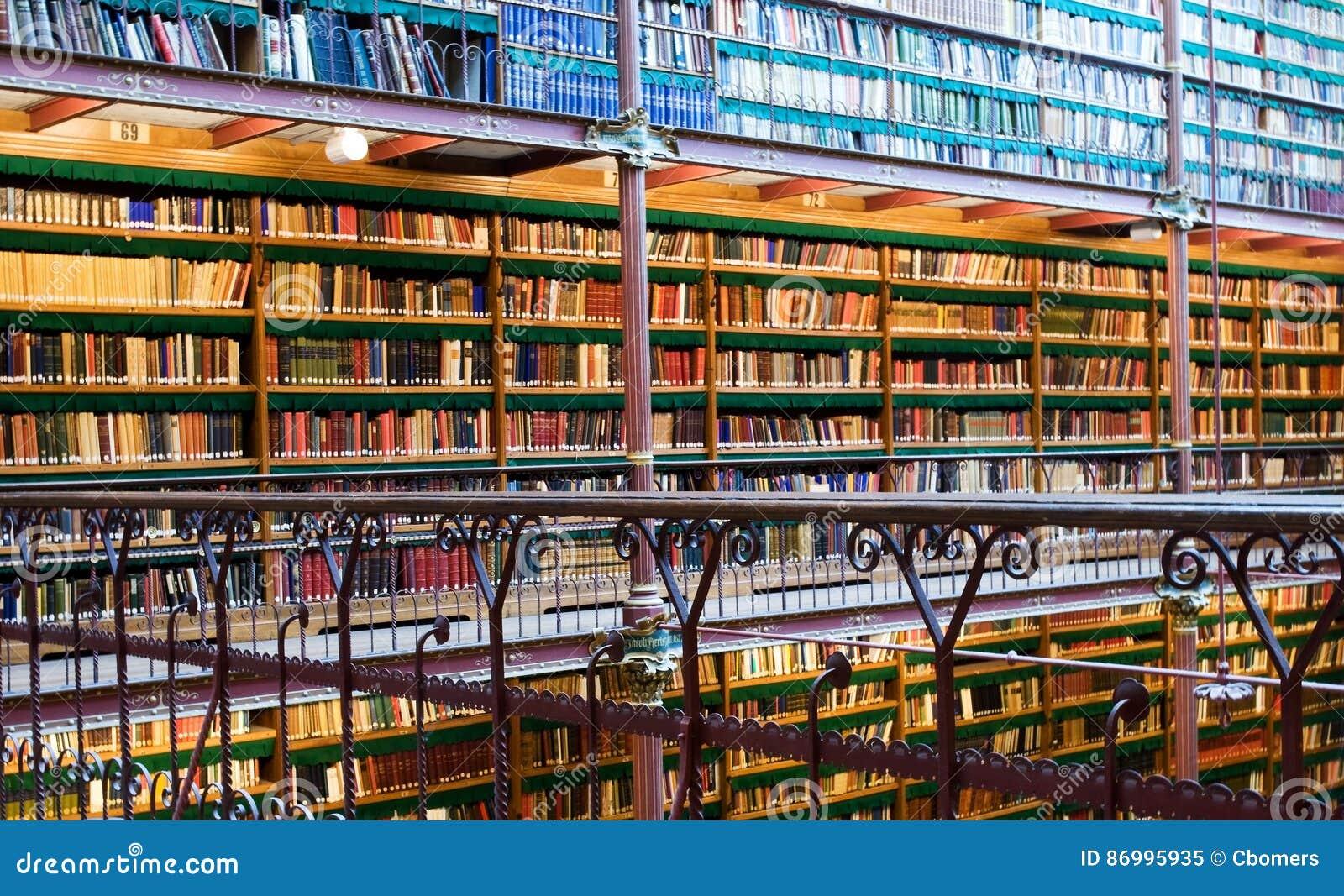 Bibliothek von Rijksmuseum