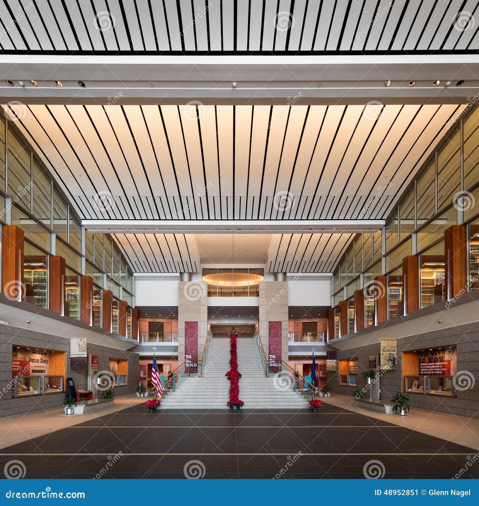 Bibliothek von Virginia