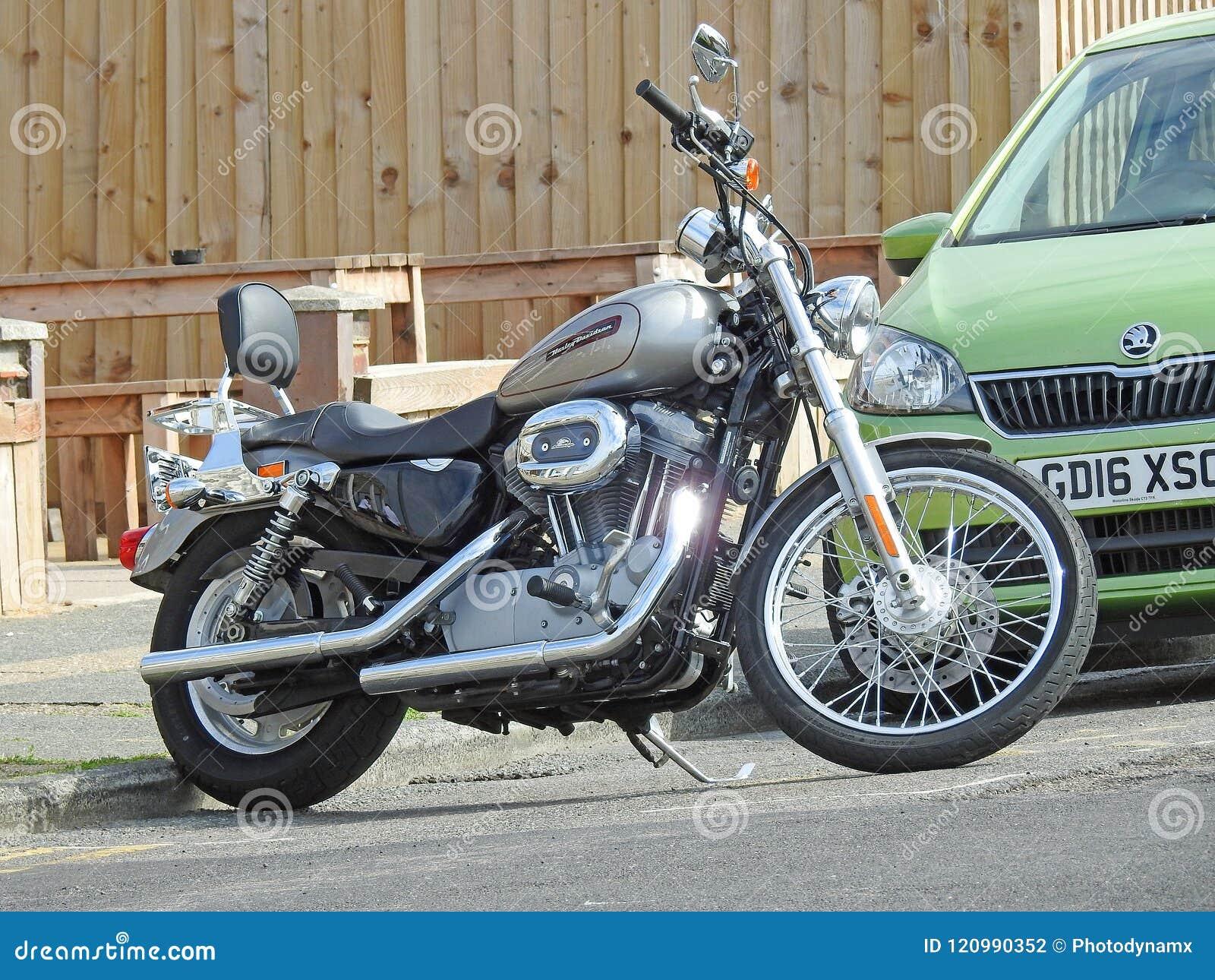 Bici Di Lusso Eccellente Del Motociclo Di Davidson Di Harley