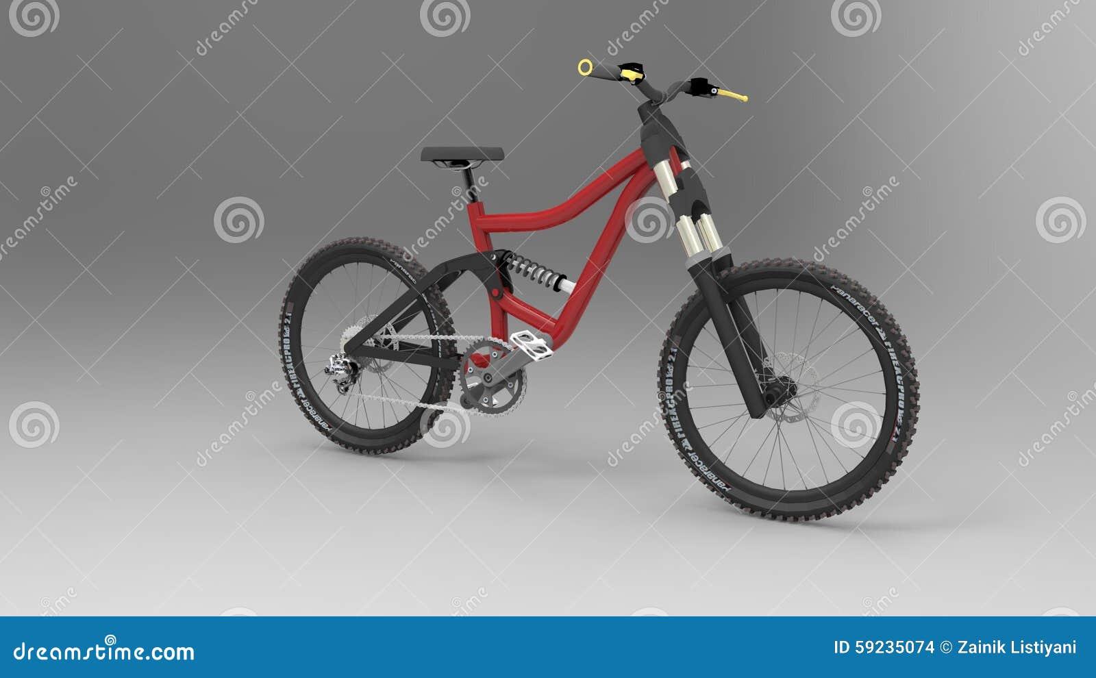 Download Bicicleta imagen de archivo editorial. Ilustración de raza - 59235074