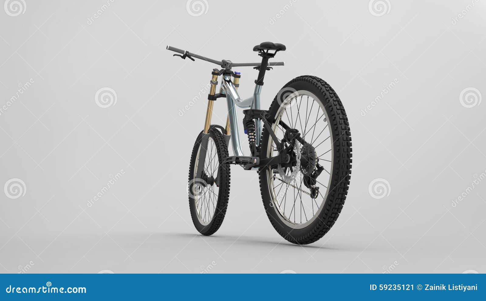 Download Bicicleta stock de ilustración. Ilustración de metal - 59235121