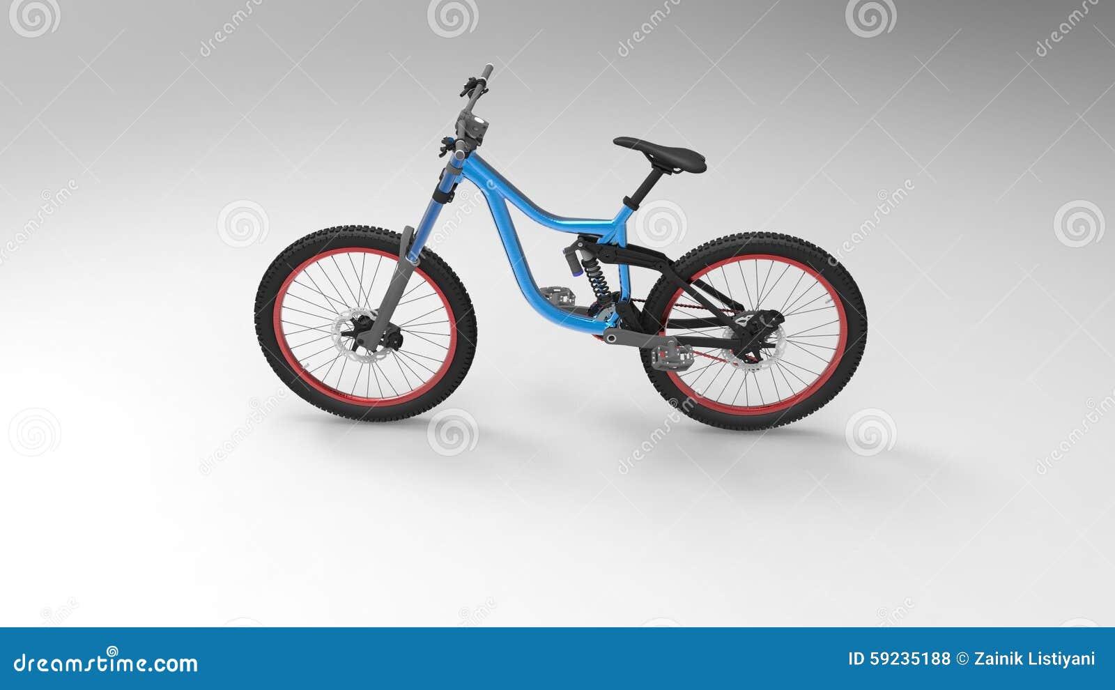 Download Bicicleta stock de ilustración. Ilustración de bicicleta - 59235188