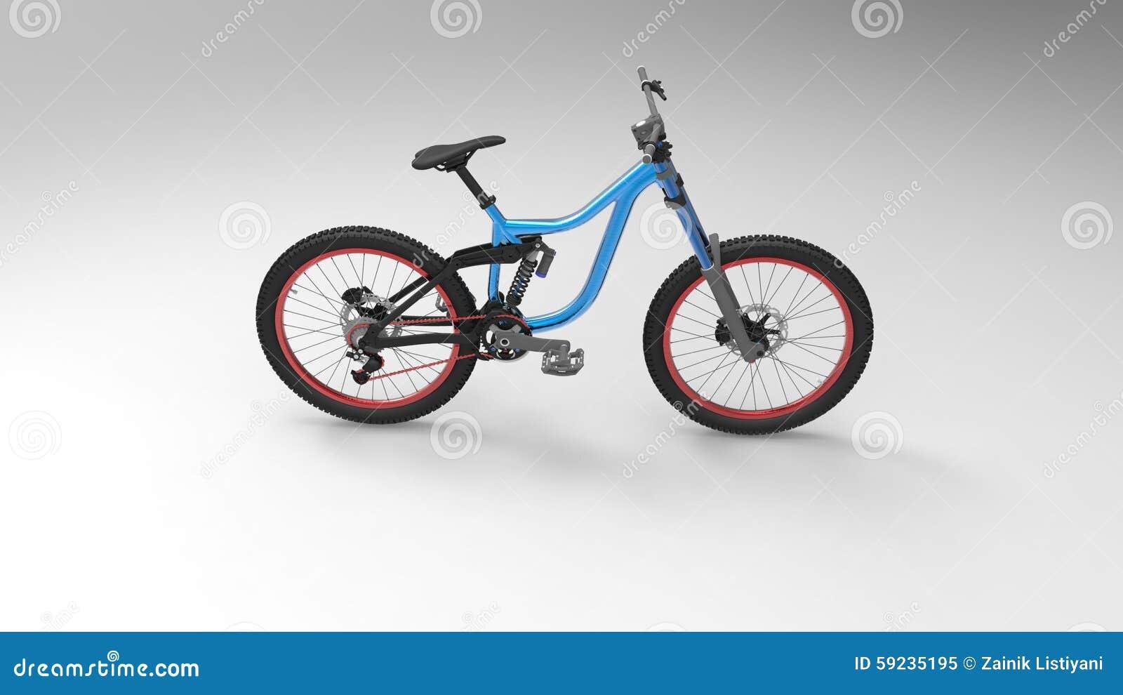 Download Bicicleta stock de ilustración. Ilustración de ilustración - 59235195