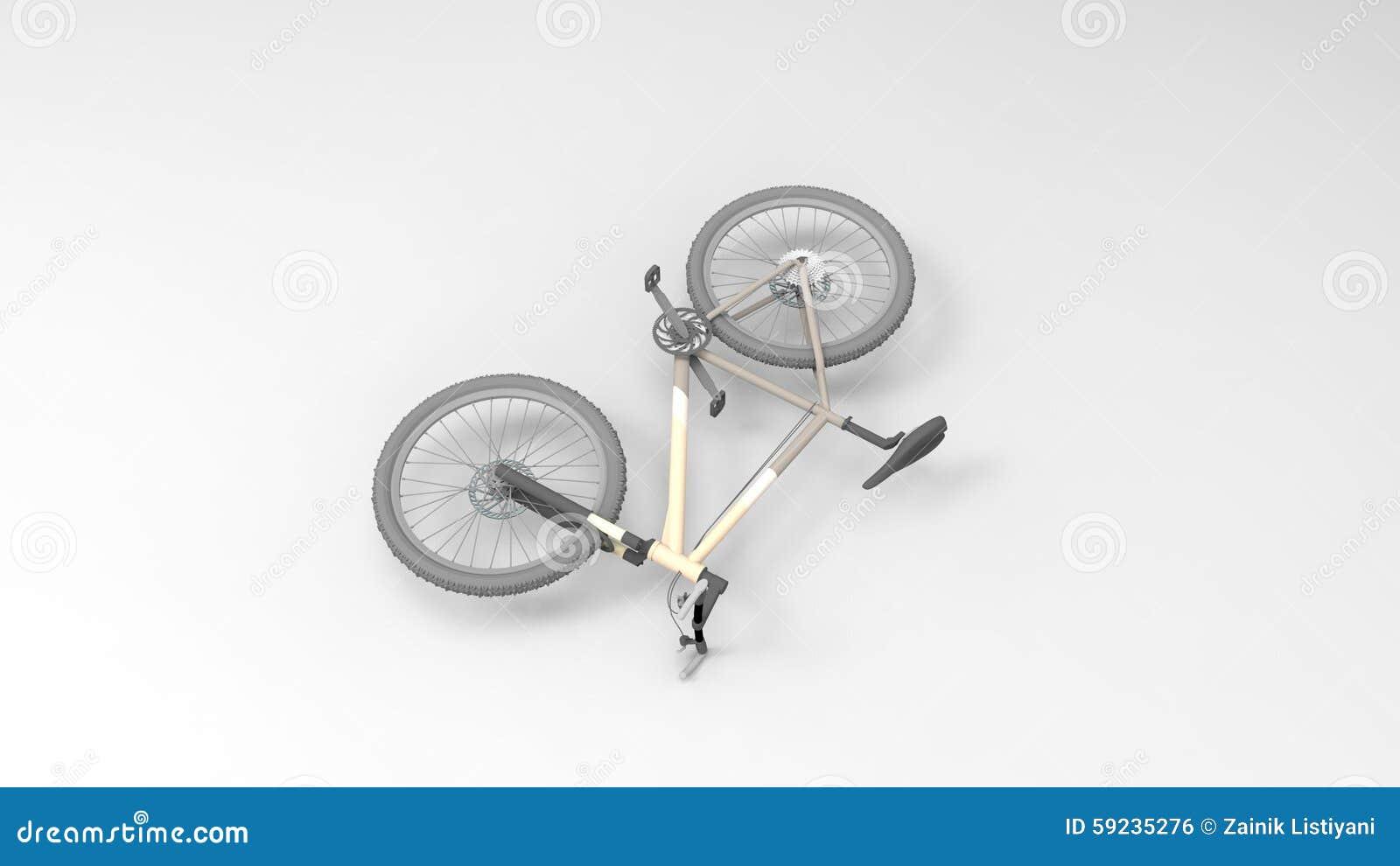 Download Bicicleta stock de ilustración. Ilustración de bici, gráfico - 59235276