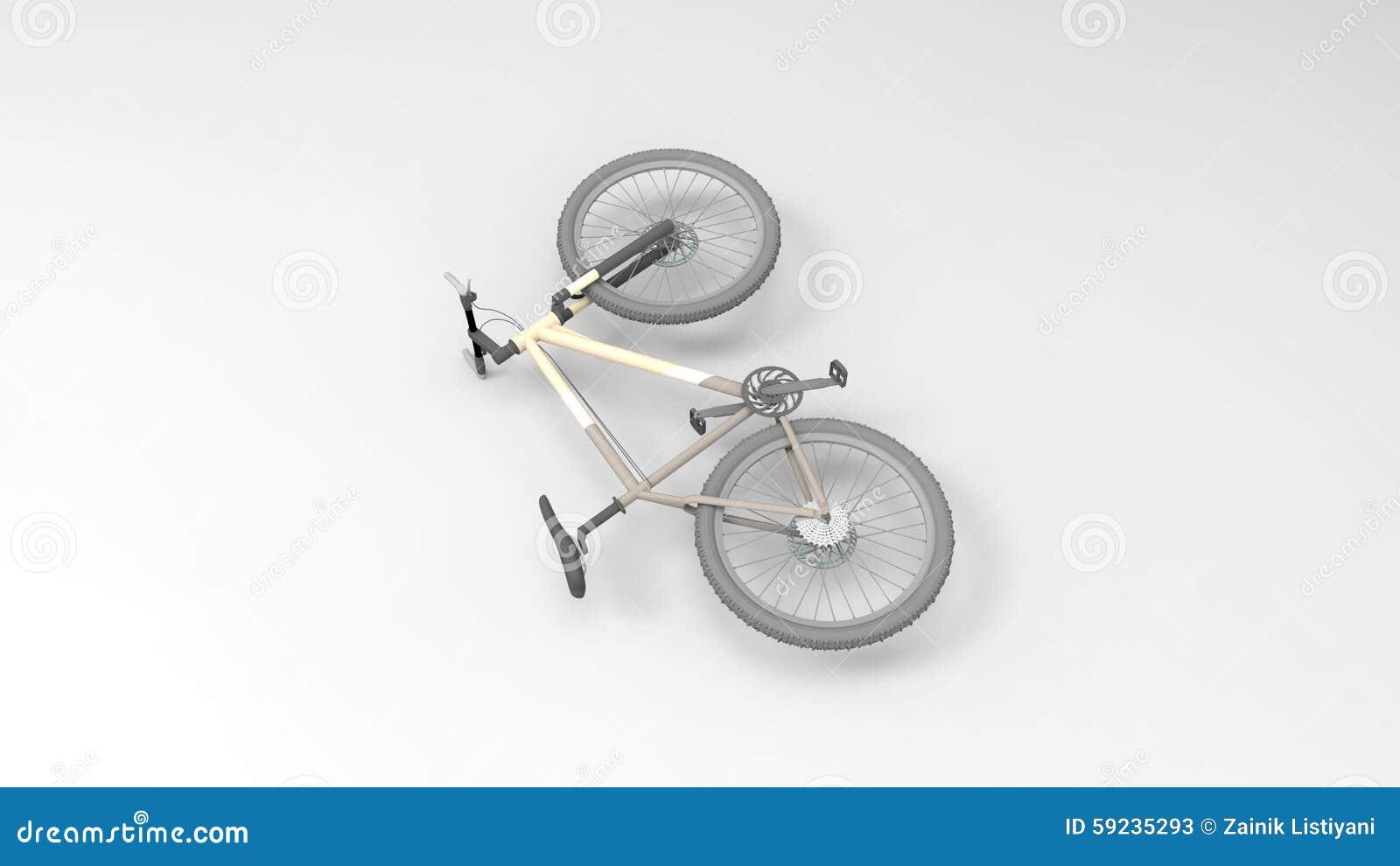 Download Bicicleta stock de ilustración. Ilustración de raza, cycling - 59235293
