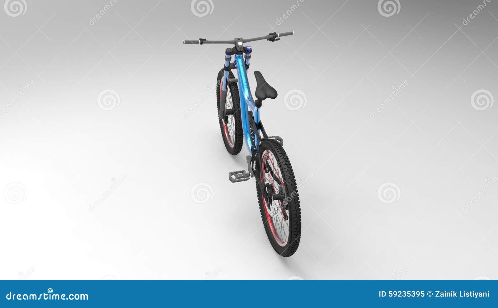 Download Bicicleta stock de ilustración. Ilustración de objeto - 59235395