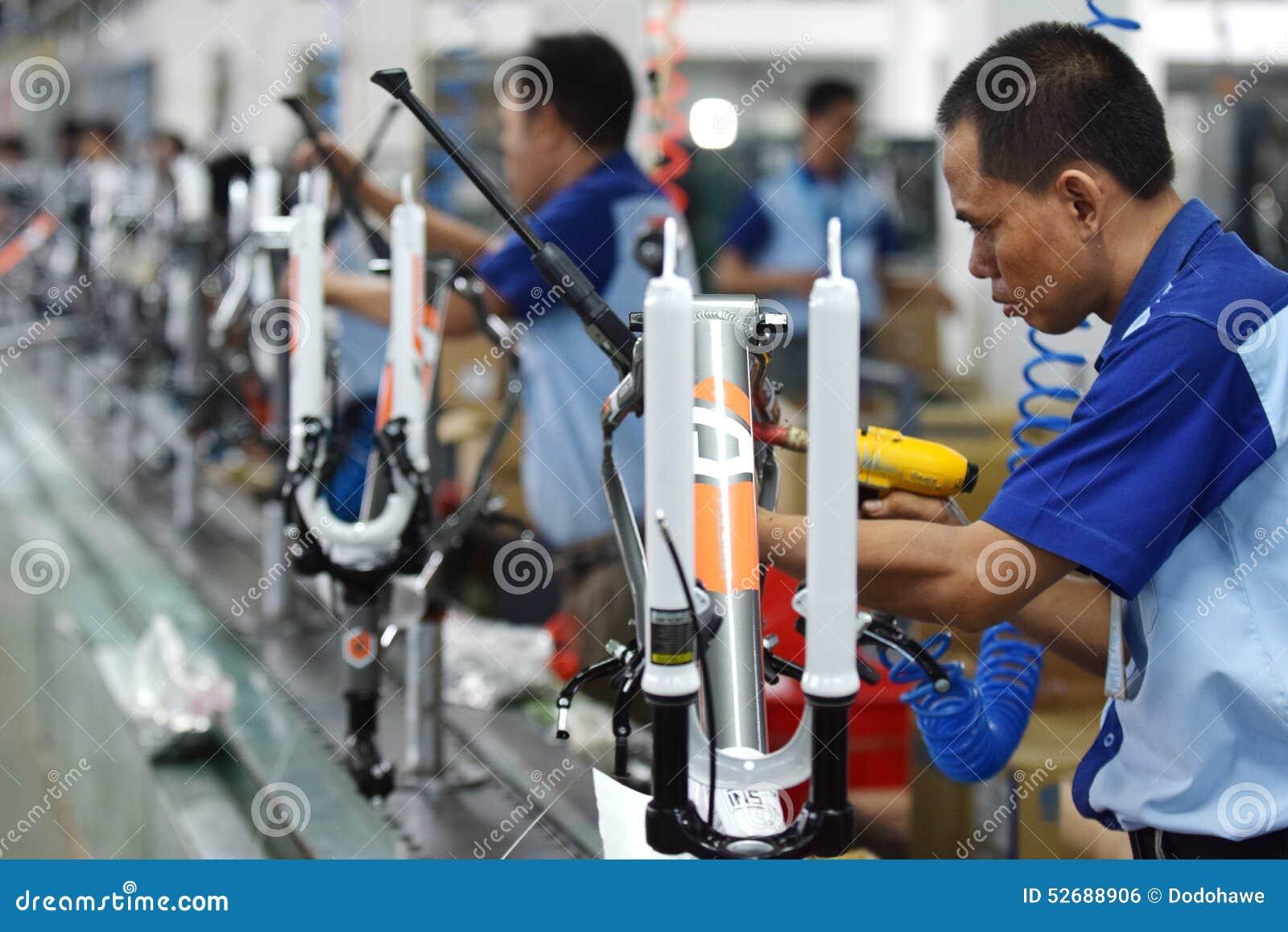 Bicicleta da bicicleta do conjunto de Indonésia