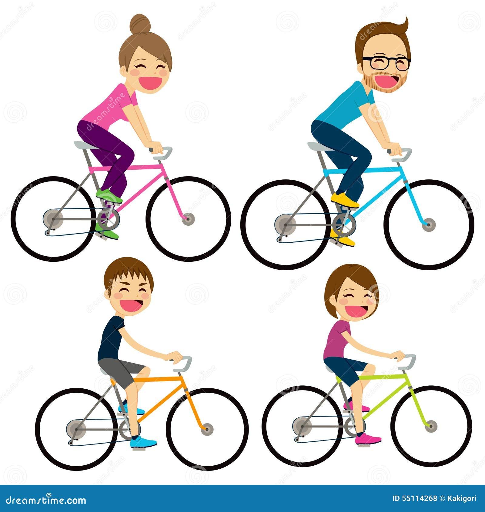 Gente En Bicicleta Ecosia