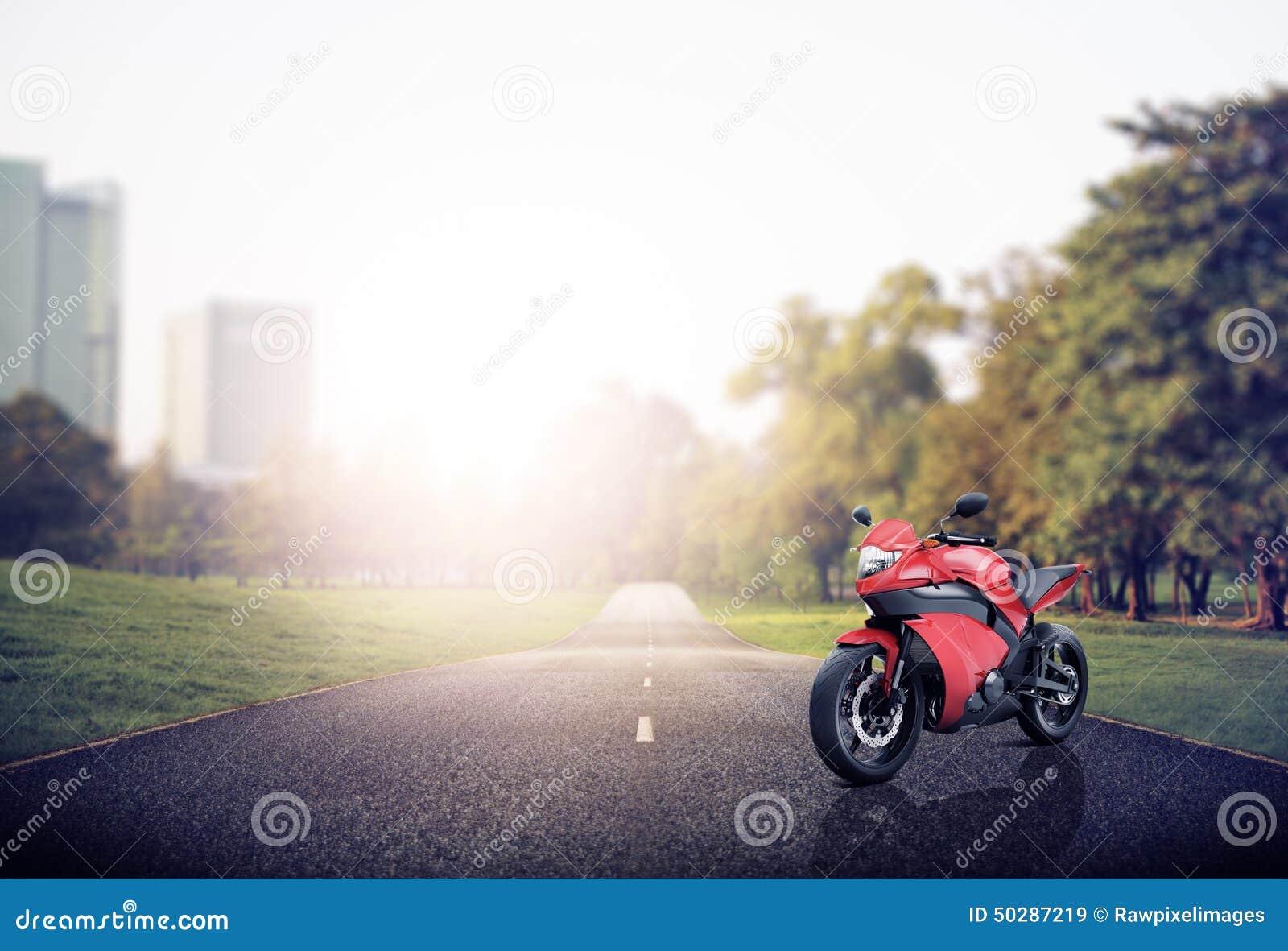 Bicicleta do velomotor da motocicleta que monta Rider Contemporary Concept