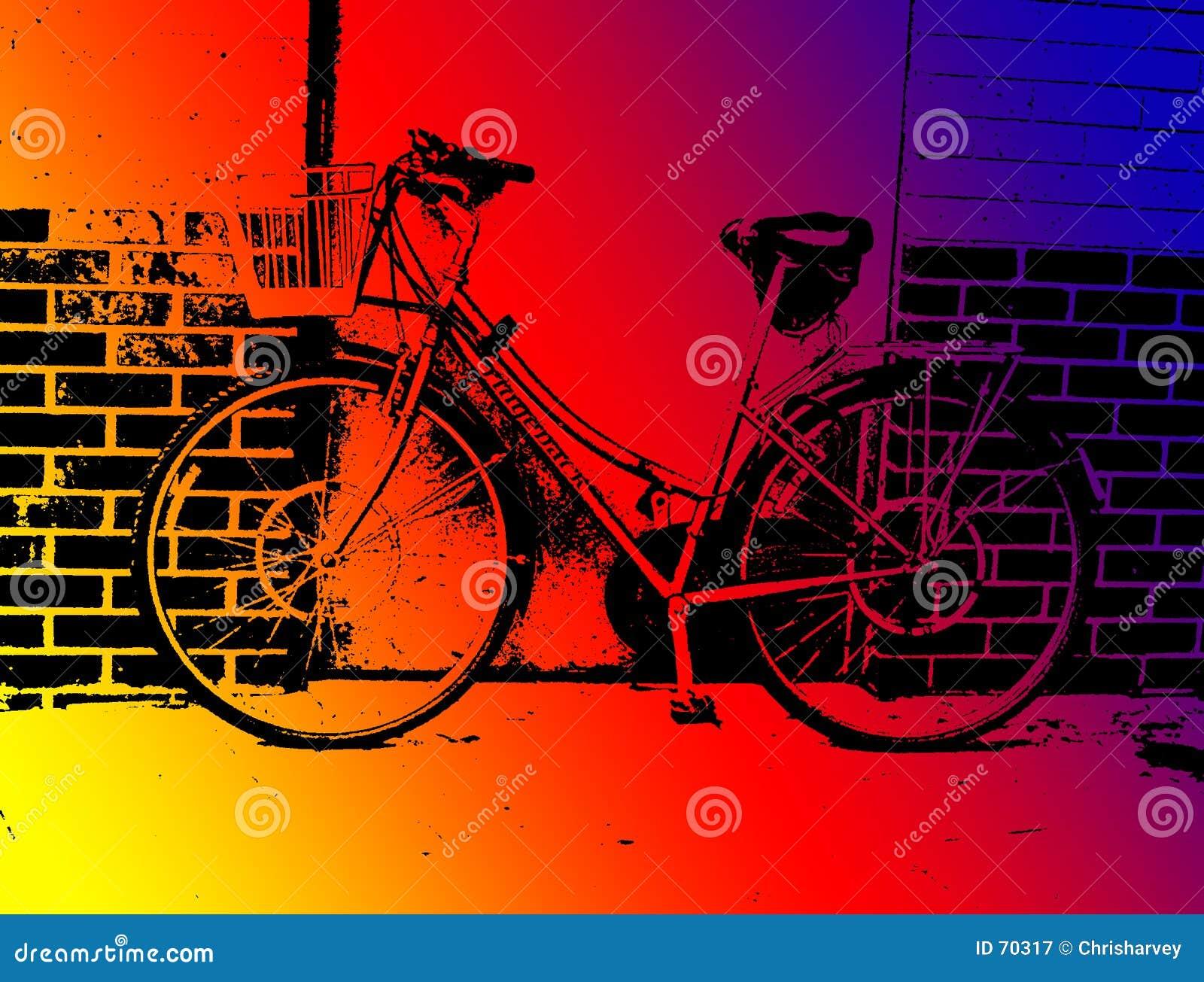 Bicicleta em Ilford