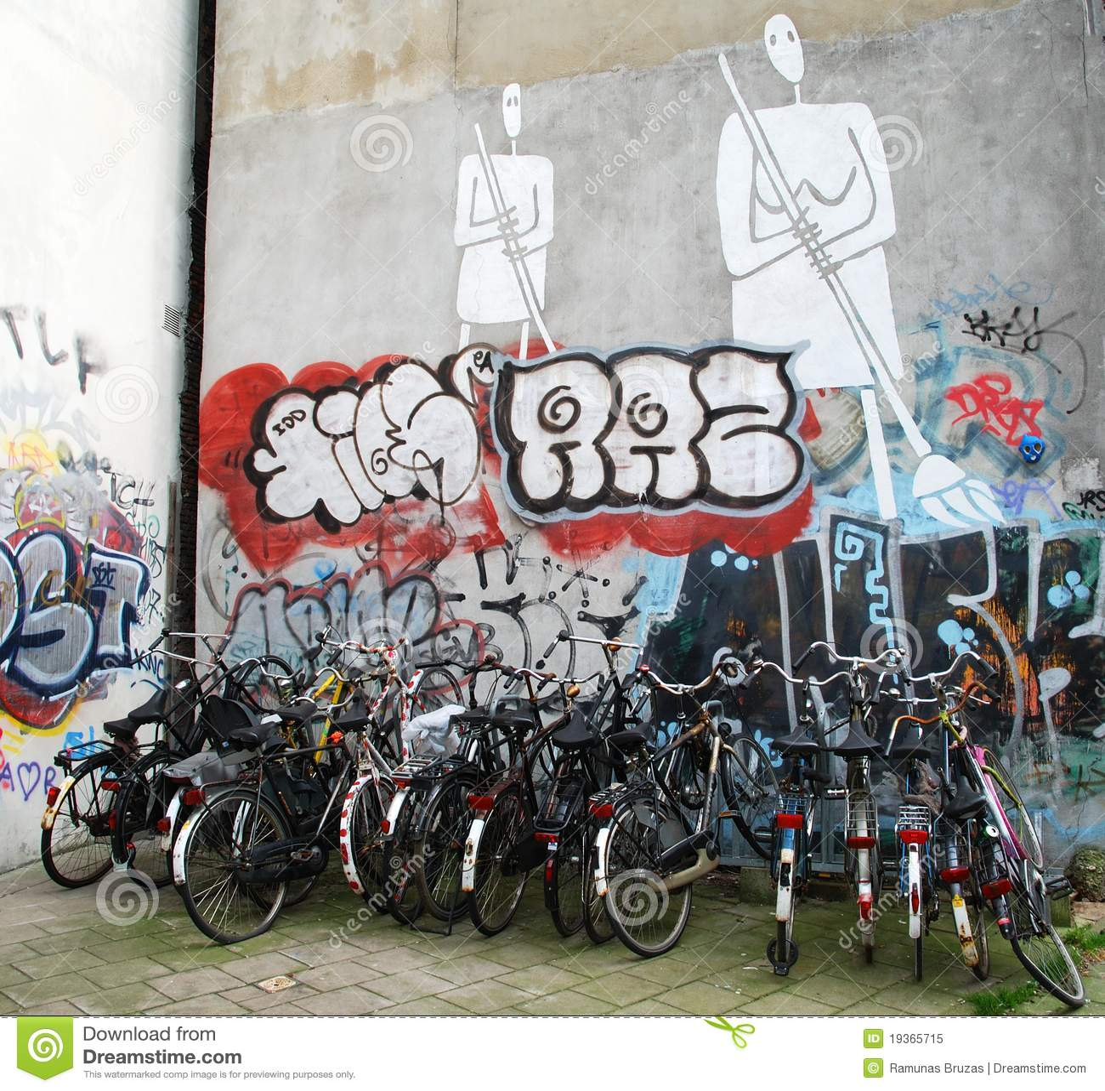 Bicicletas de Amsterdão