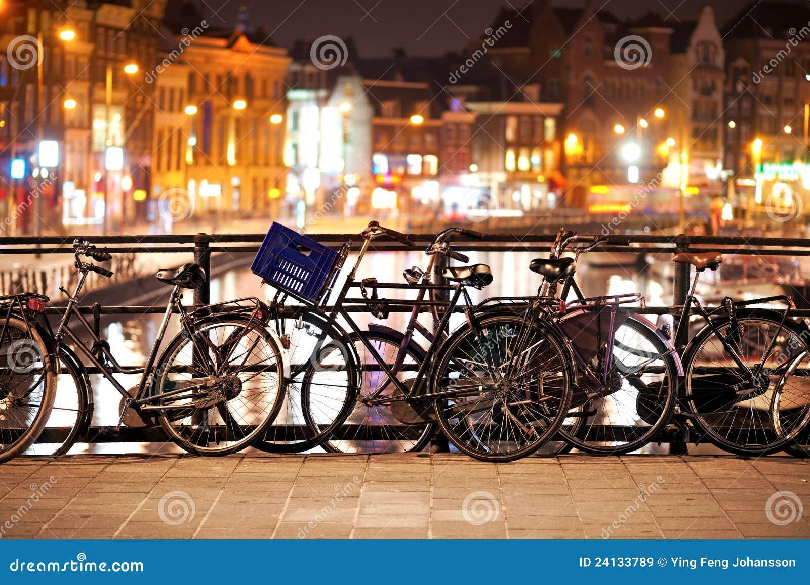 Bicis en Amsterdam