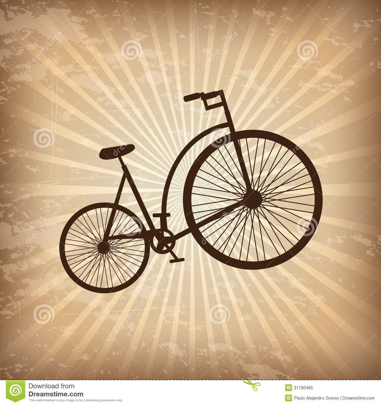 Bicycle Royalty Free Stock Photo - Image: 31790465