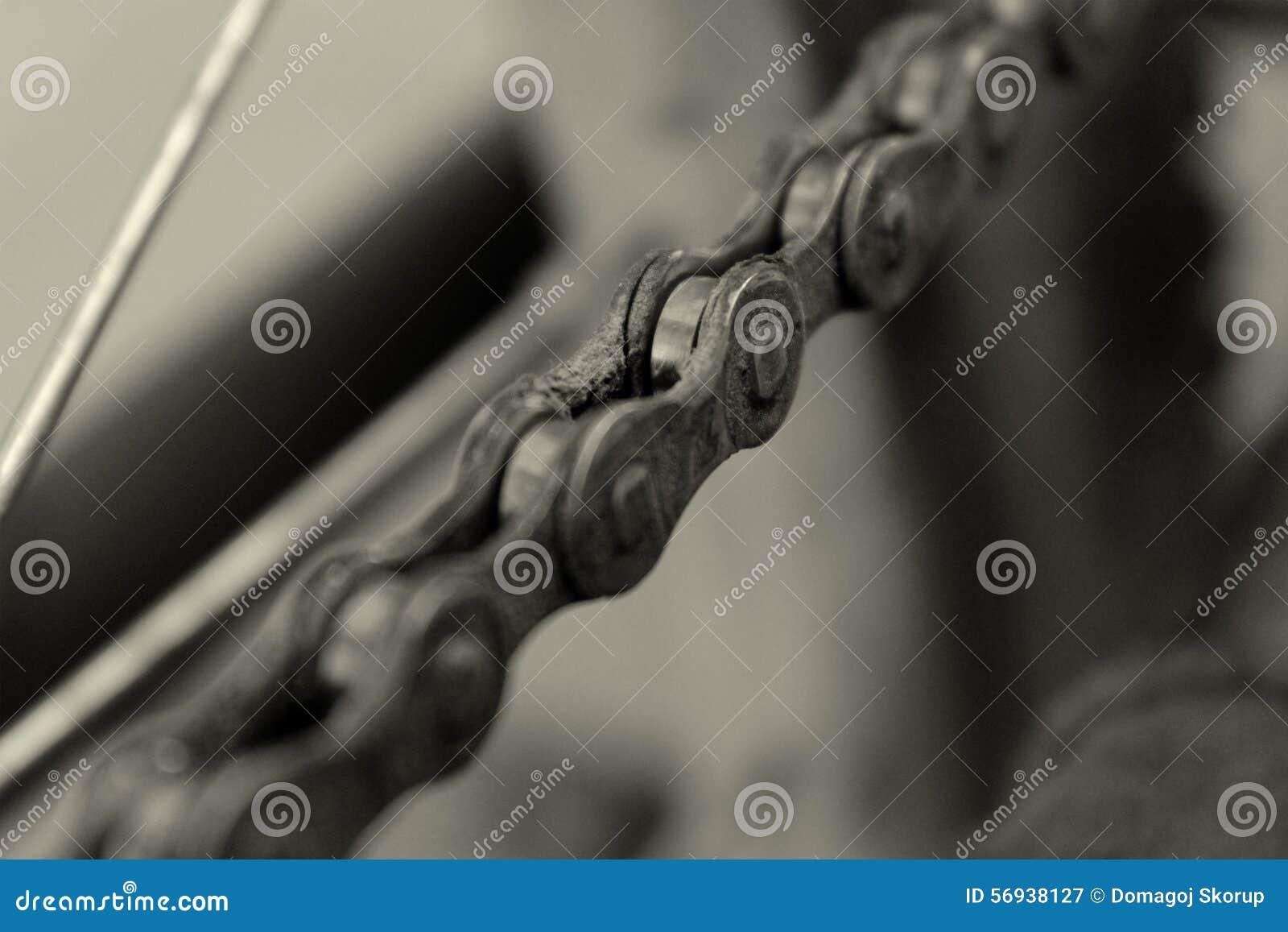 Bicyklu łańcuch