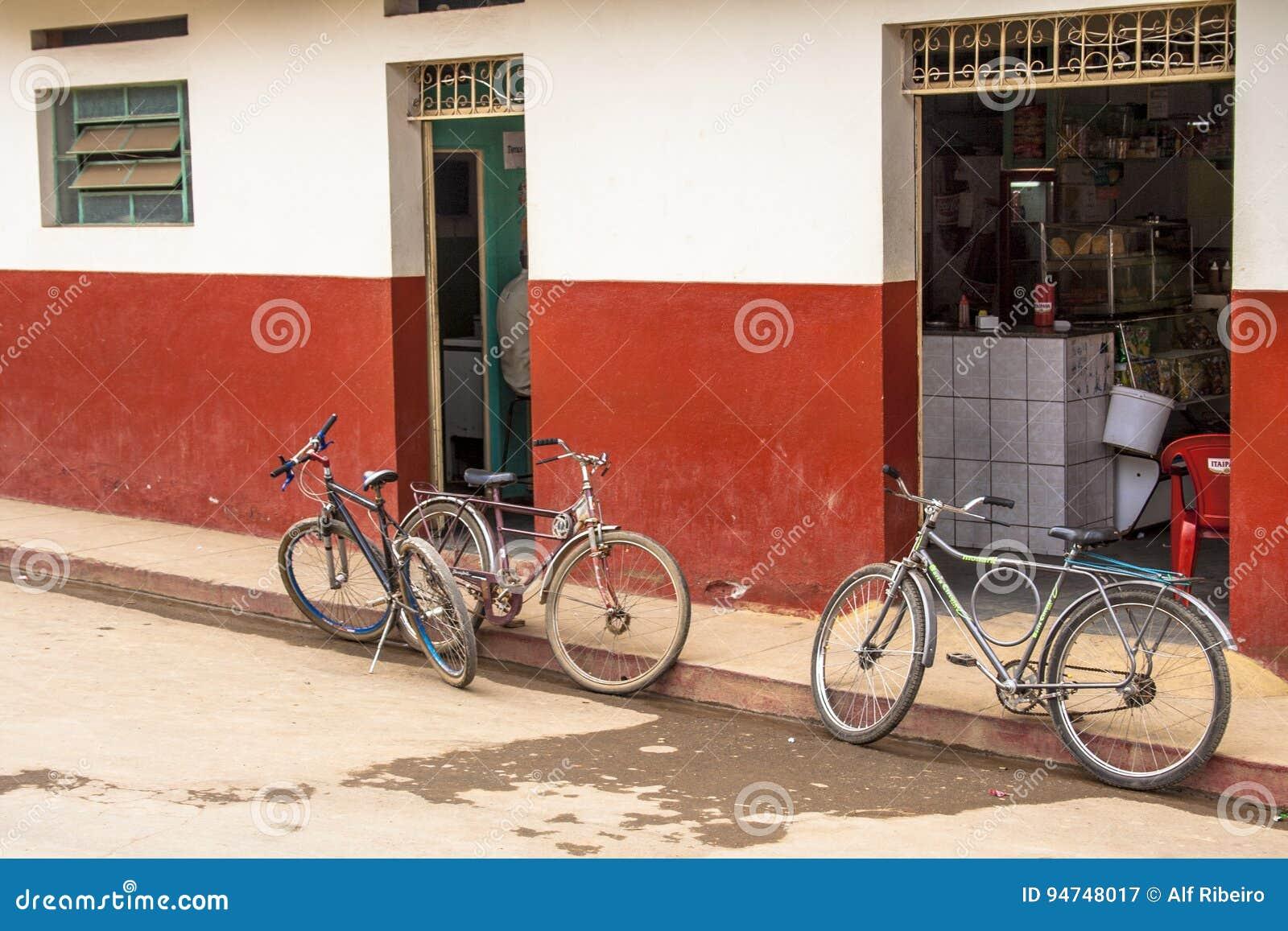 Bicyklu park