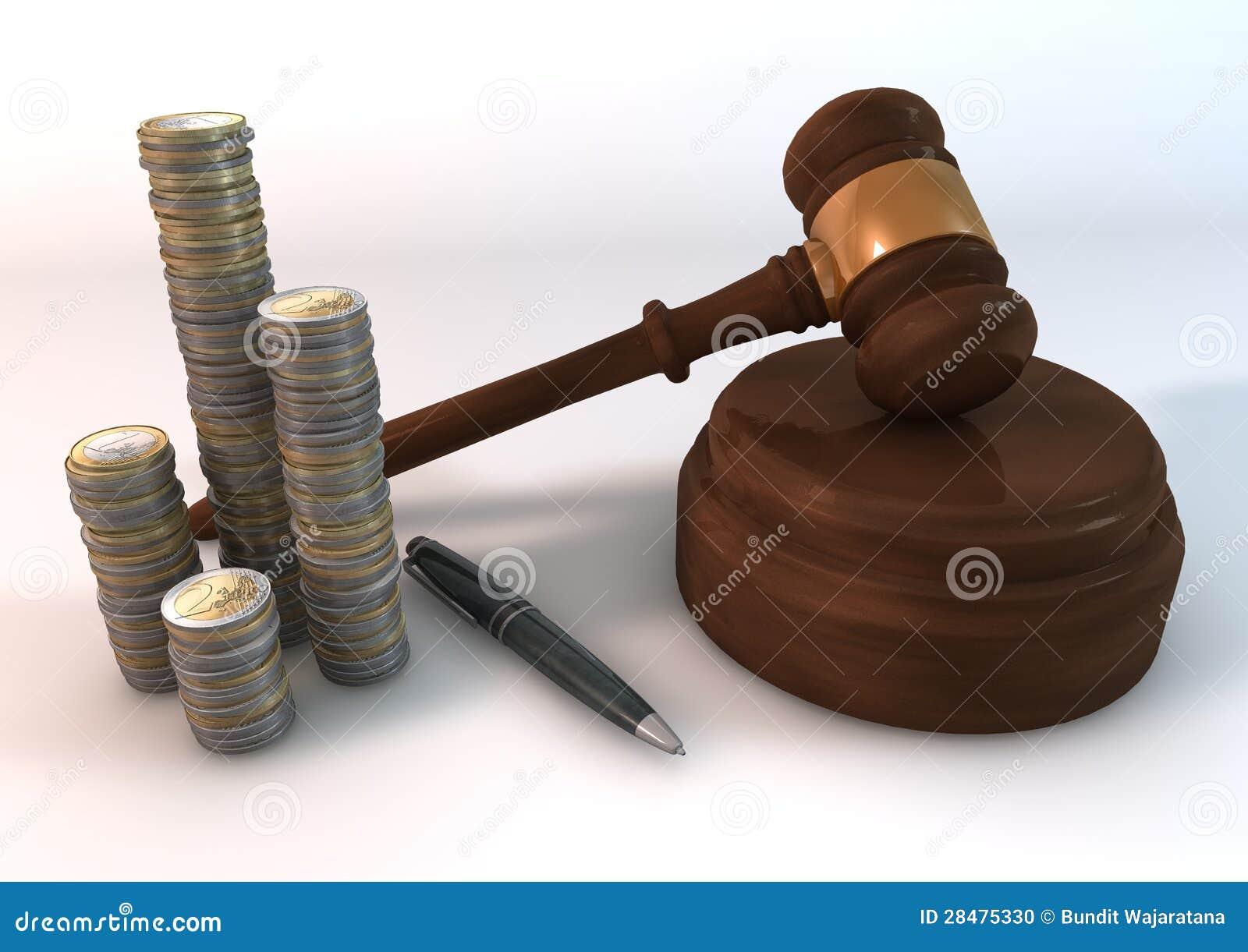 Bid-money stock illustration  Illustration of market - 28475330