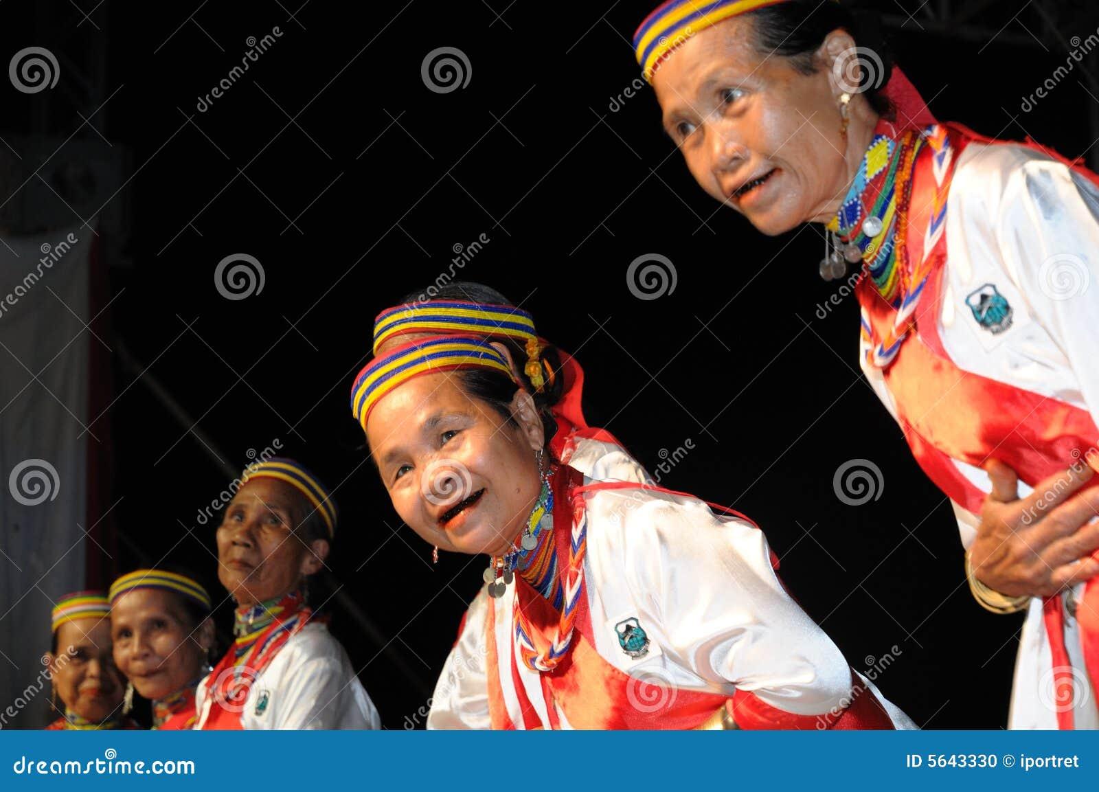 Bidayuh Women Editorial Image Image Of Culture Native 5643330