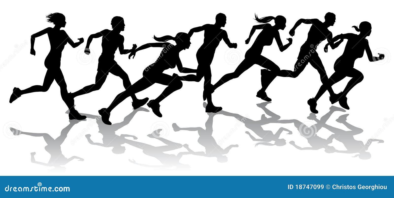 Bieżni biegacze