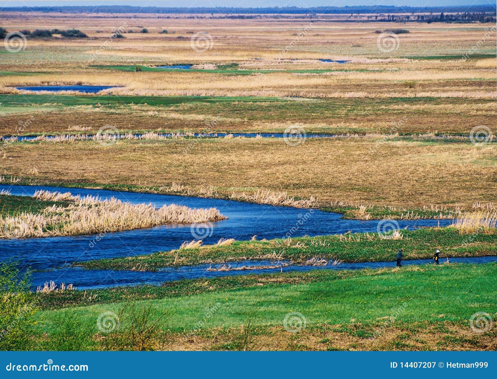 Biebrza River Valley