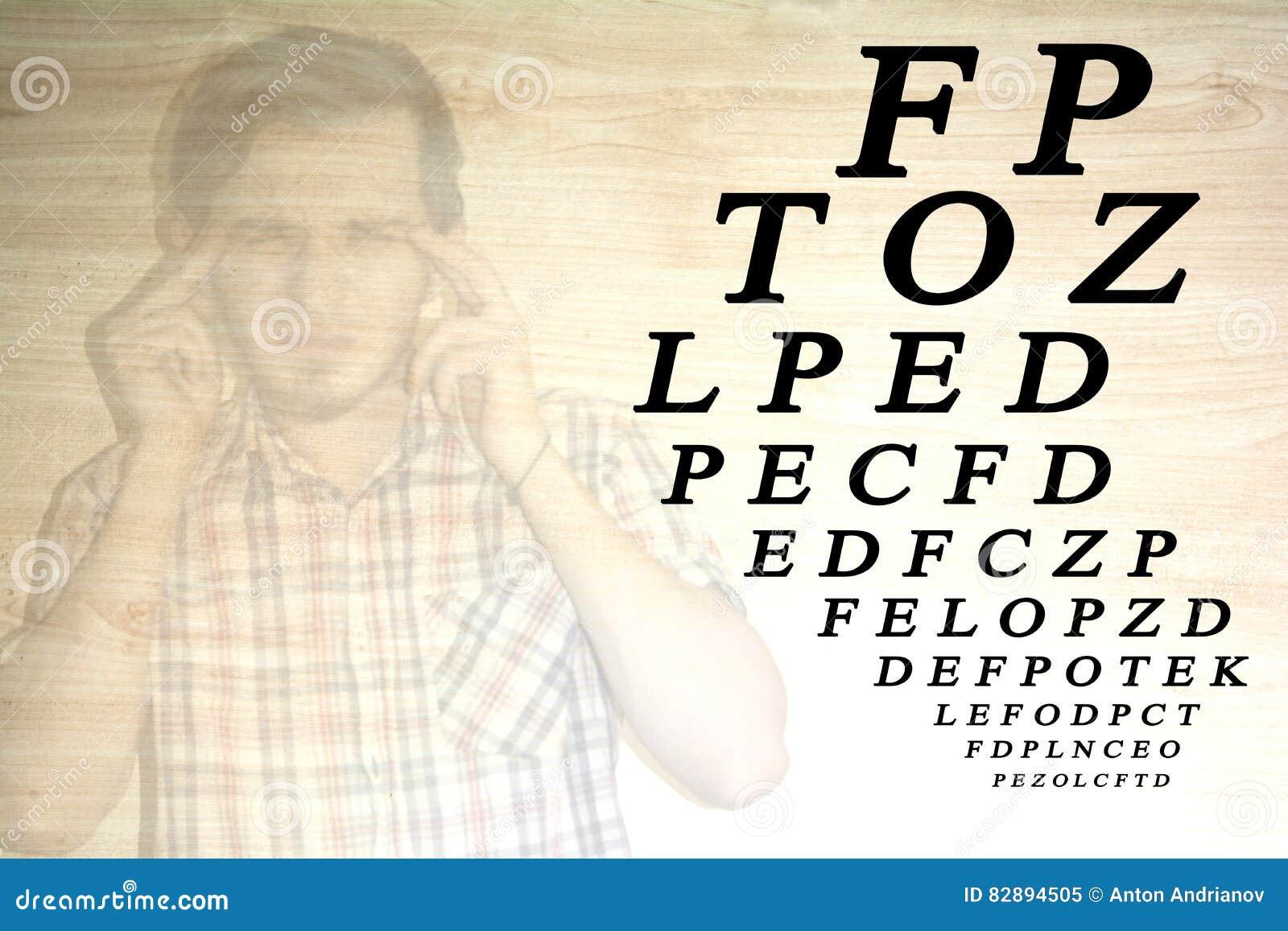 Biedny wzrok