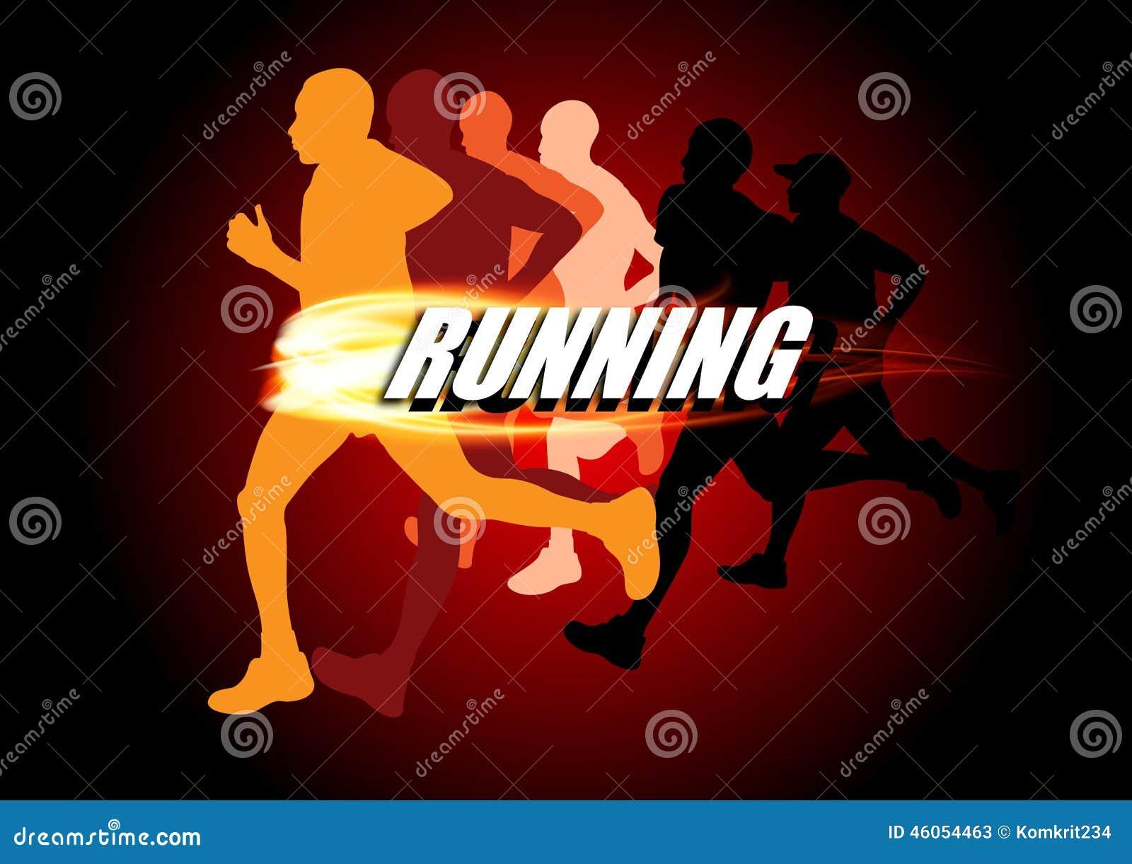 Biegacze biegają dla zwycięzcy