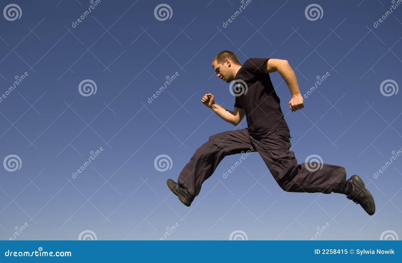 Biegnij powietrza