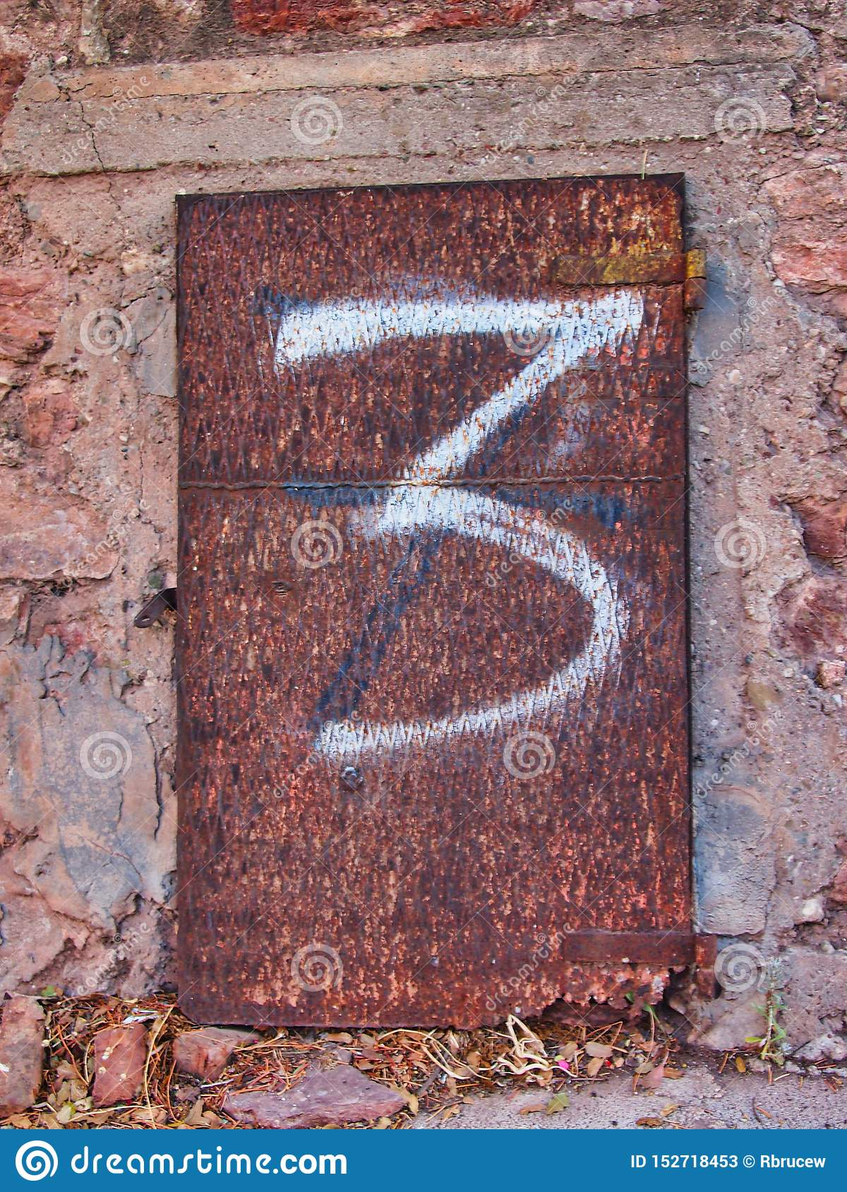 Biel Malująca liczby 3 Domowa liczba
