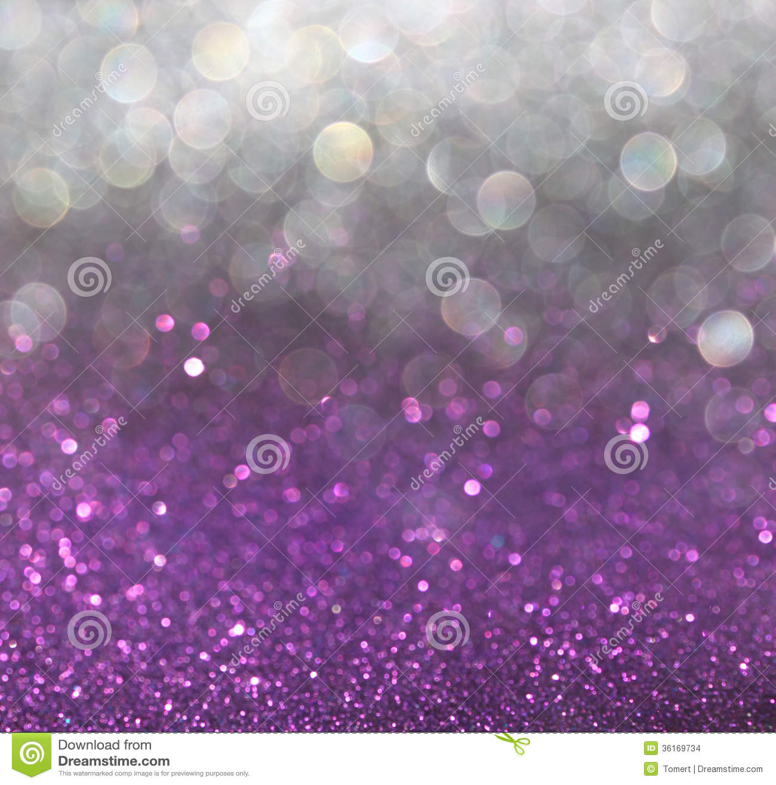 Biel srebni i różowi abstrakcjonistyczni bokeh światła. defocused tło