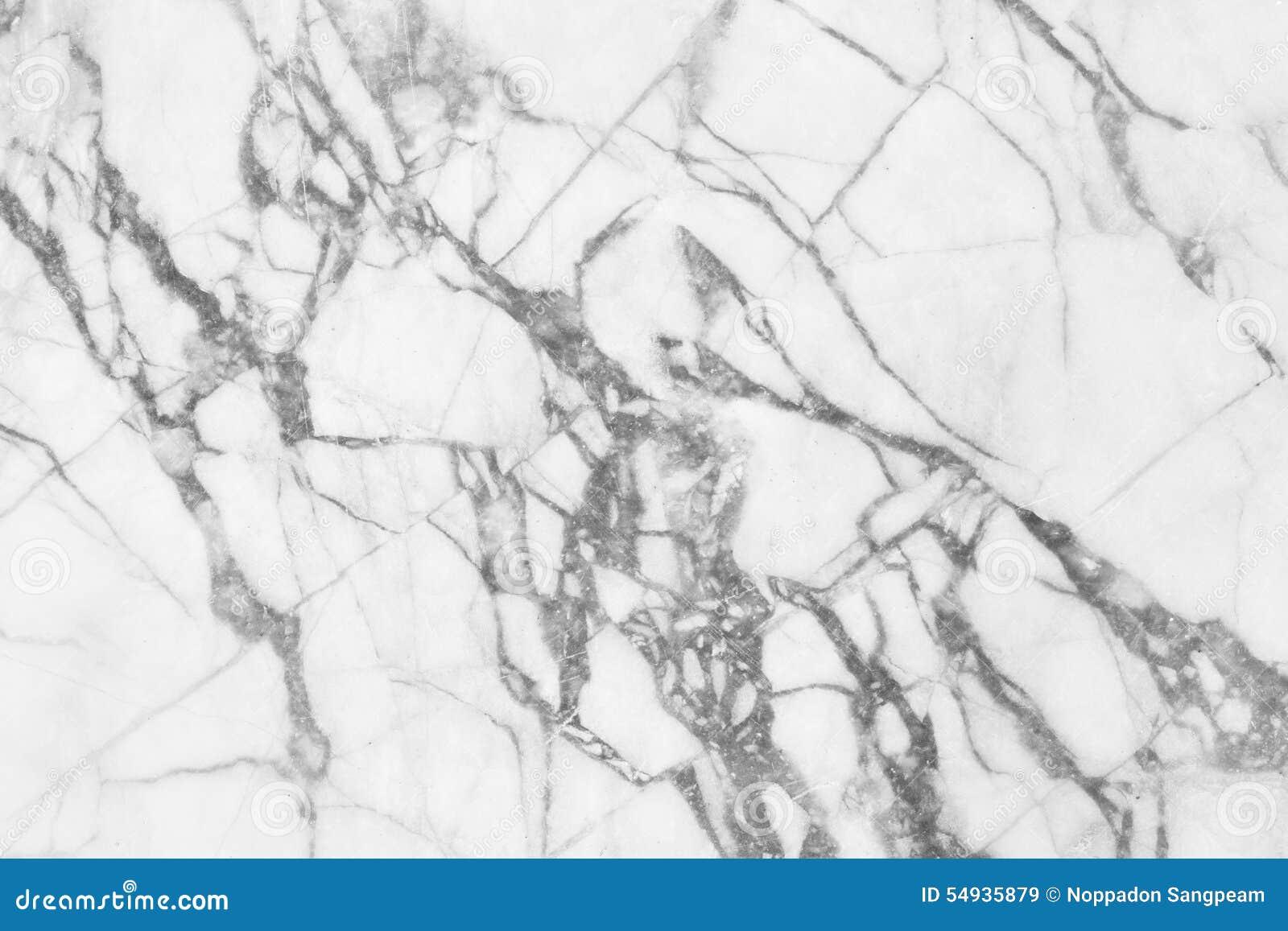 Biel tekstury marmur deseniujący tło Marmury Tajlandia, abstrakcjonistyczny naturalny marmurowy czarny i biały dla projekta (szar
