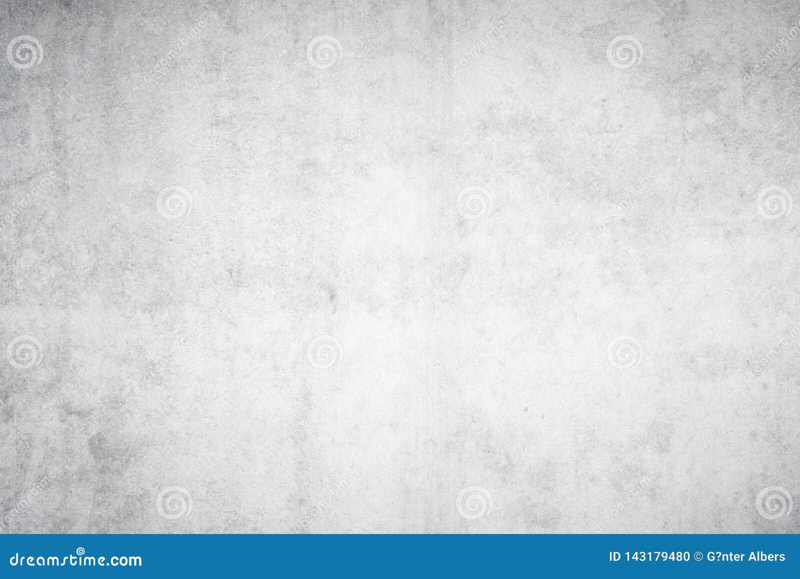 Bielu beton lub cement ściana