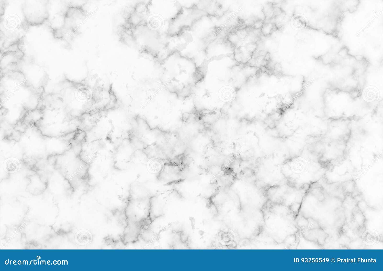 Bielu i szarość marmurowa tekstura z delikatnymi żyłami