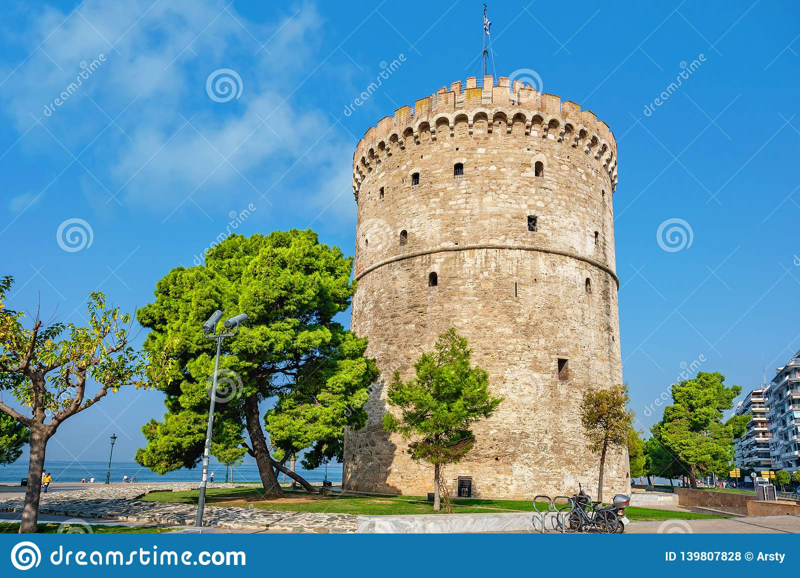 Bielu wierza greece Thessaloniki