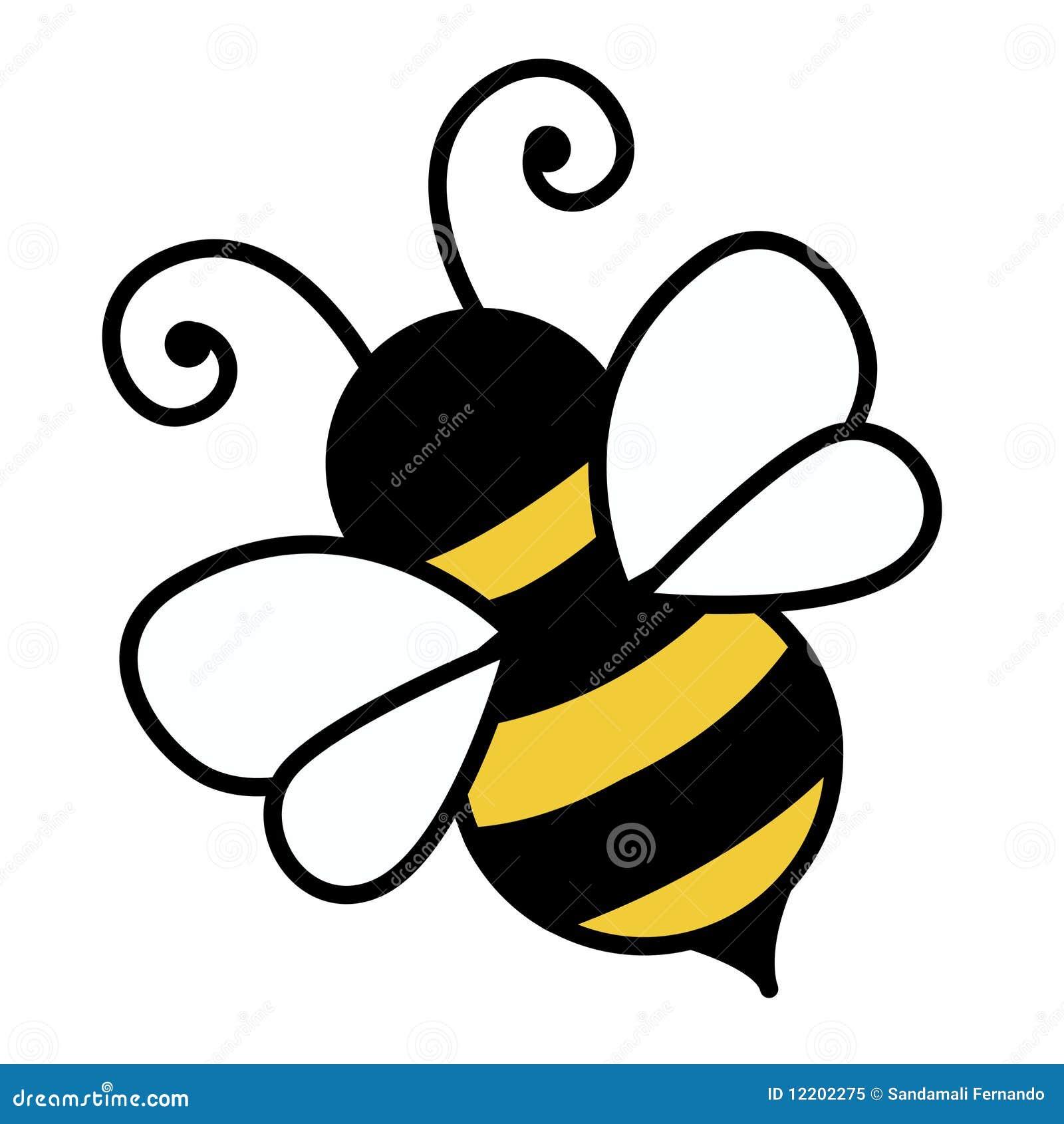 Bienenabbildung